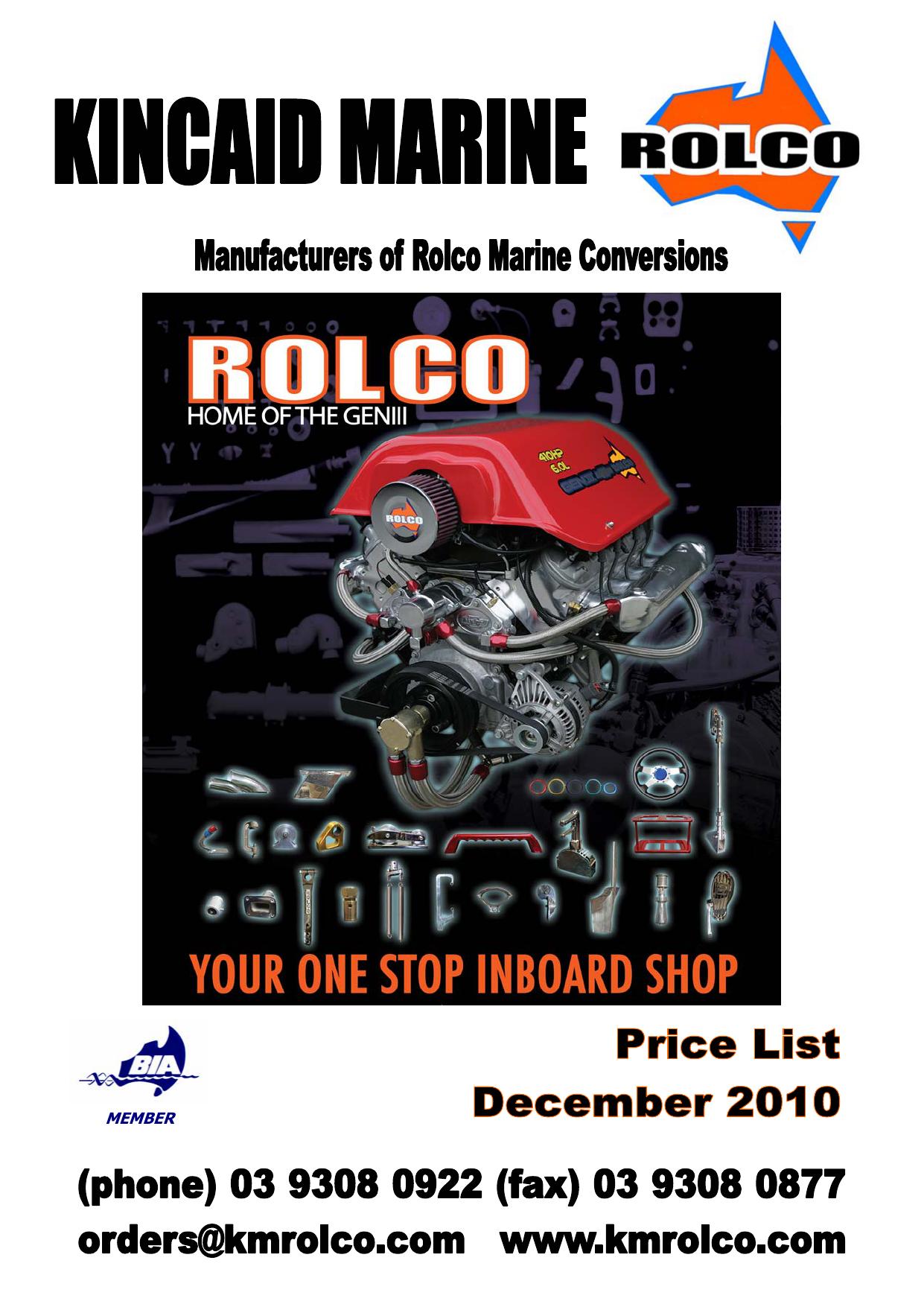 Member Kincaid Marine Rolco 351 Windsor Engine Wiring Harness