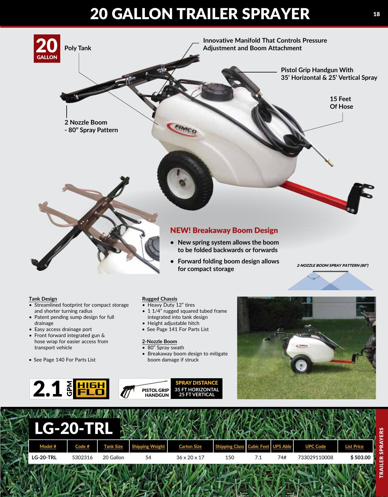 Trailer Sprayers - FIMCO Industries | manualzz com