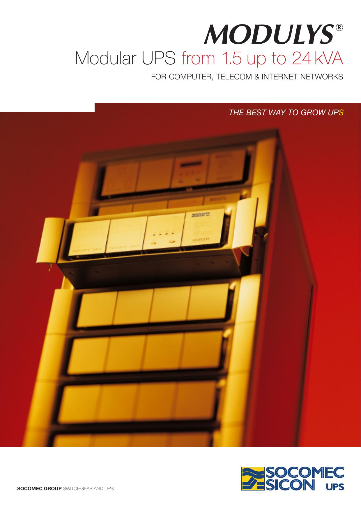 MODULYS® - Caltech Electrical Supplies Website | manualzz com
