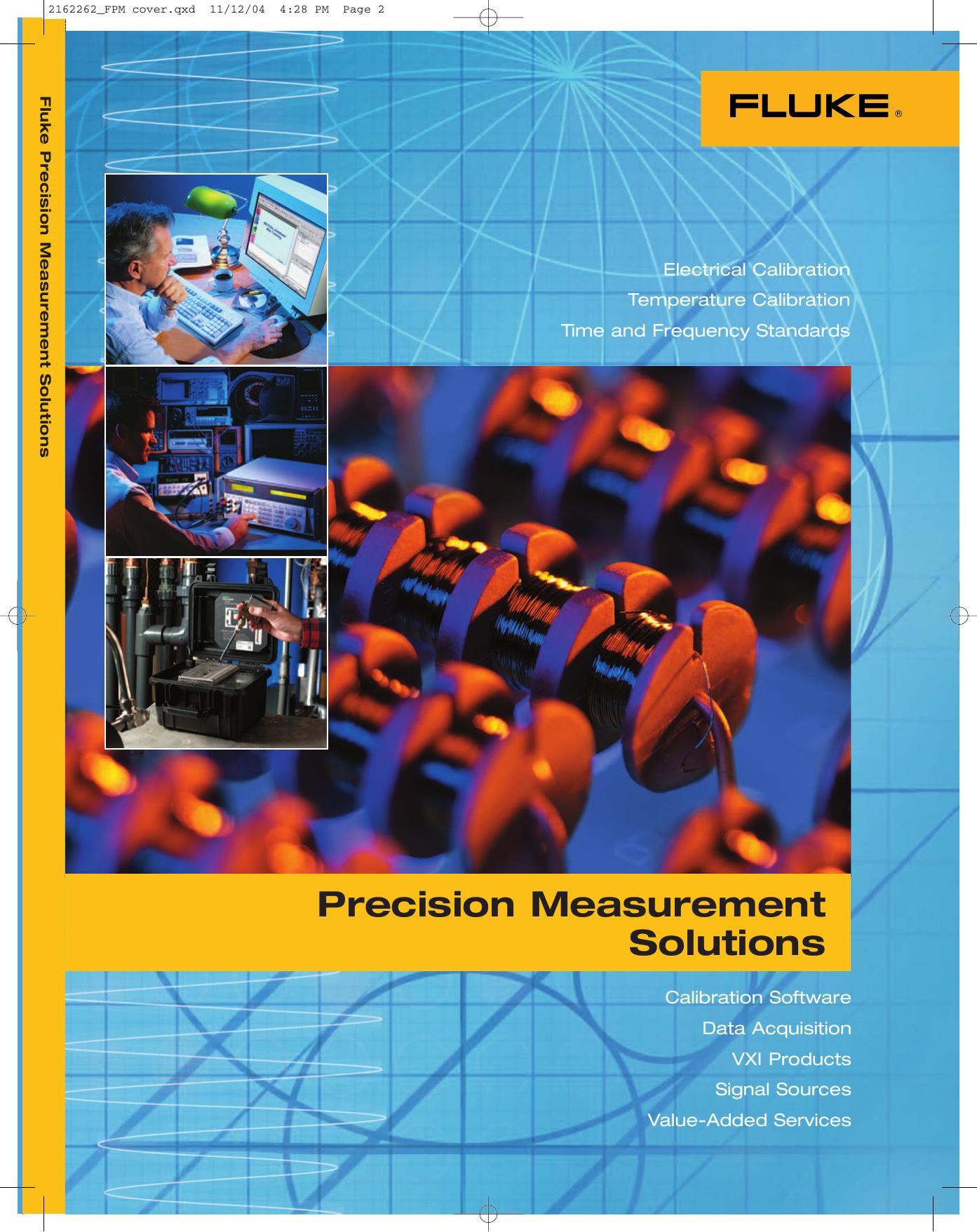 Precision Measurement Solutions | manualzz com