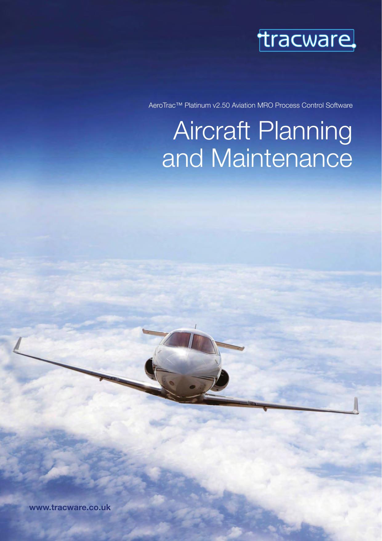Aircraft Planning and Maintenance | manualzz com