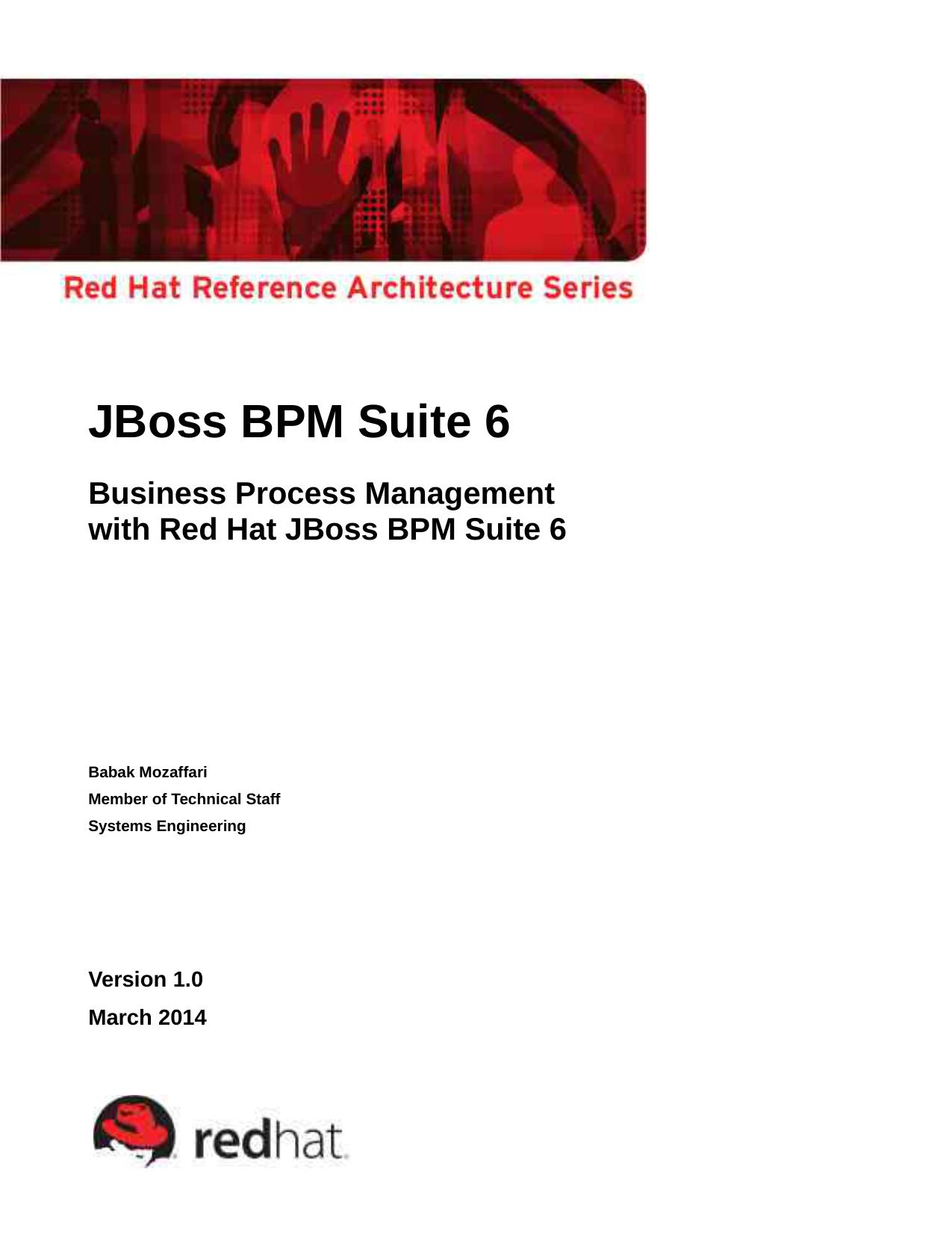 JBoss BPM Suite 6 - Red Hat Customer Portal | manualzz com