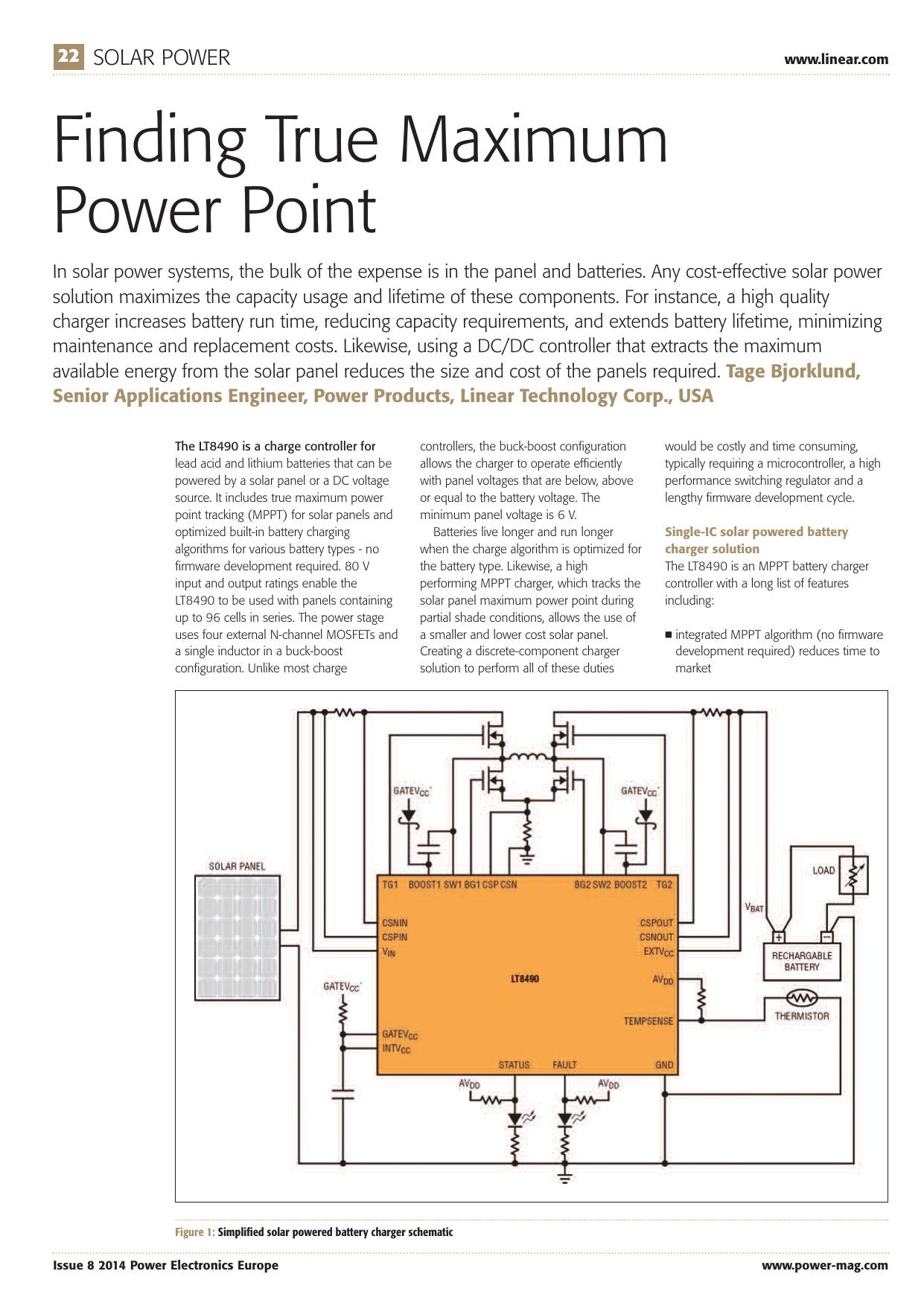 Finding True Maximum Power Point | manualzz com