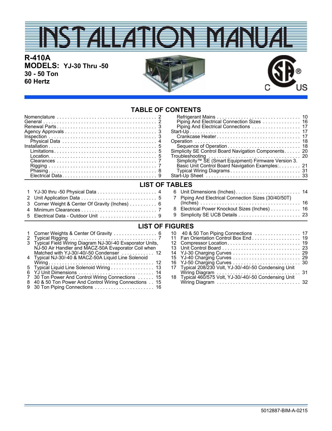 [DIAGRAM_5UK]  User Manual - Fraser-Johnston® Commercial HVAC Systems | Manualzz | Fraser Johnston Furnace Wiring Diagram |  | manualzz