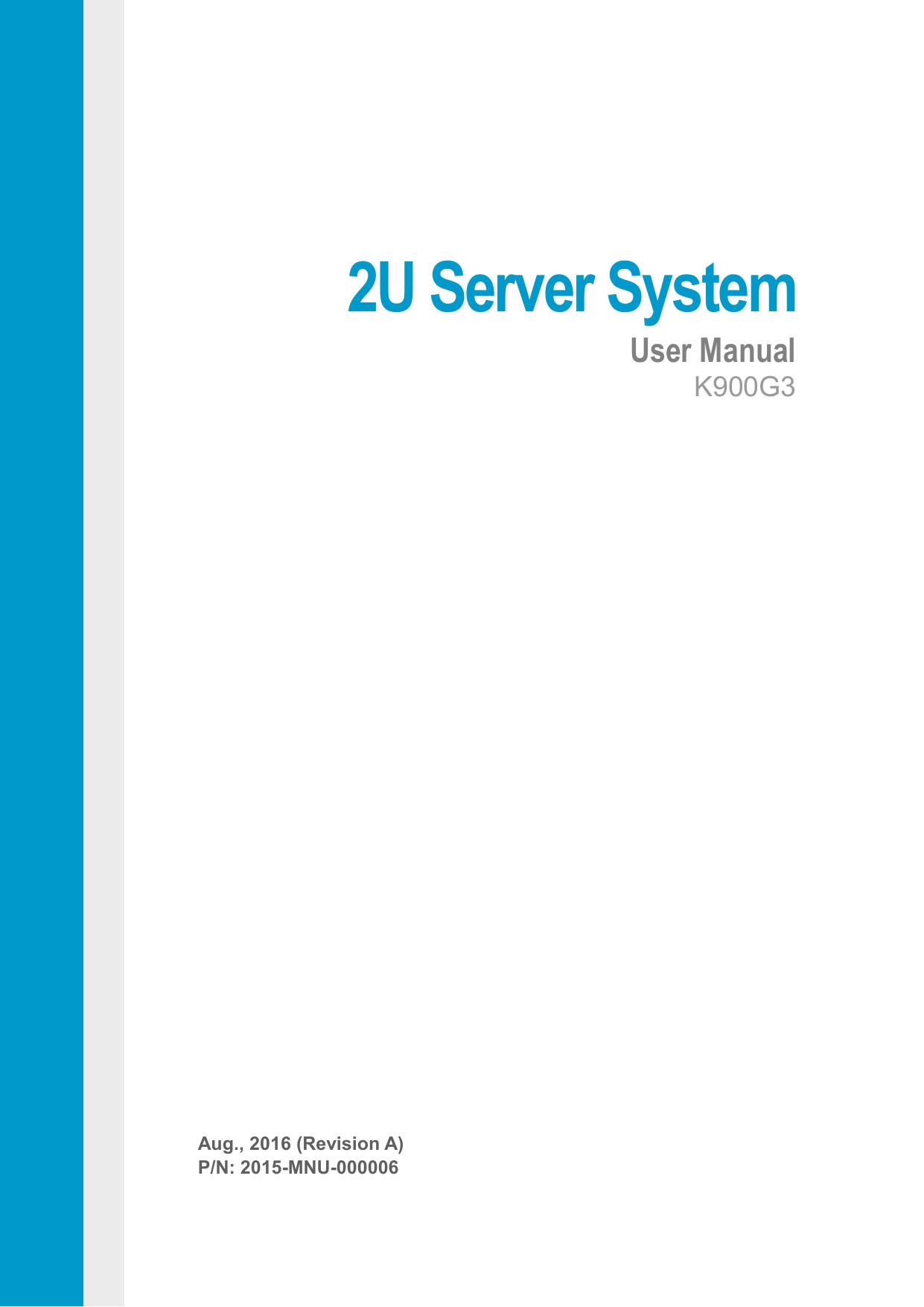 2U Server System - Inventec   Inventec EBG   manualzz com