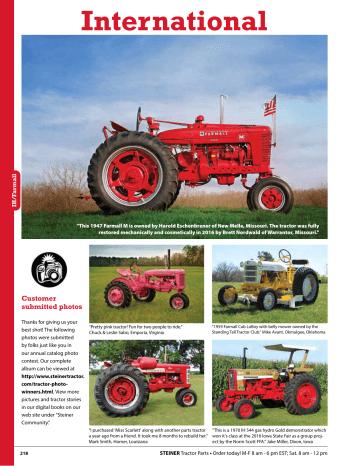 international - steiner tractor parts | manualzz  manualzz