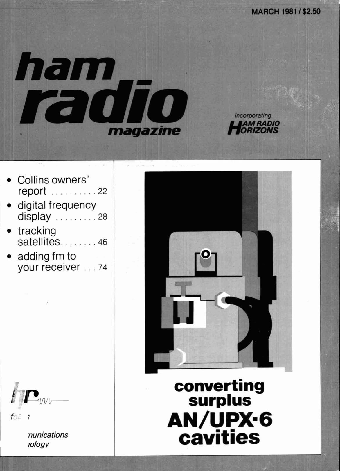 Ham Radio Magazine 1981 | manualzz com