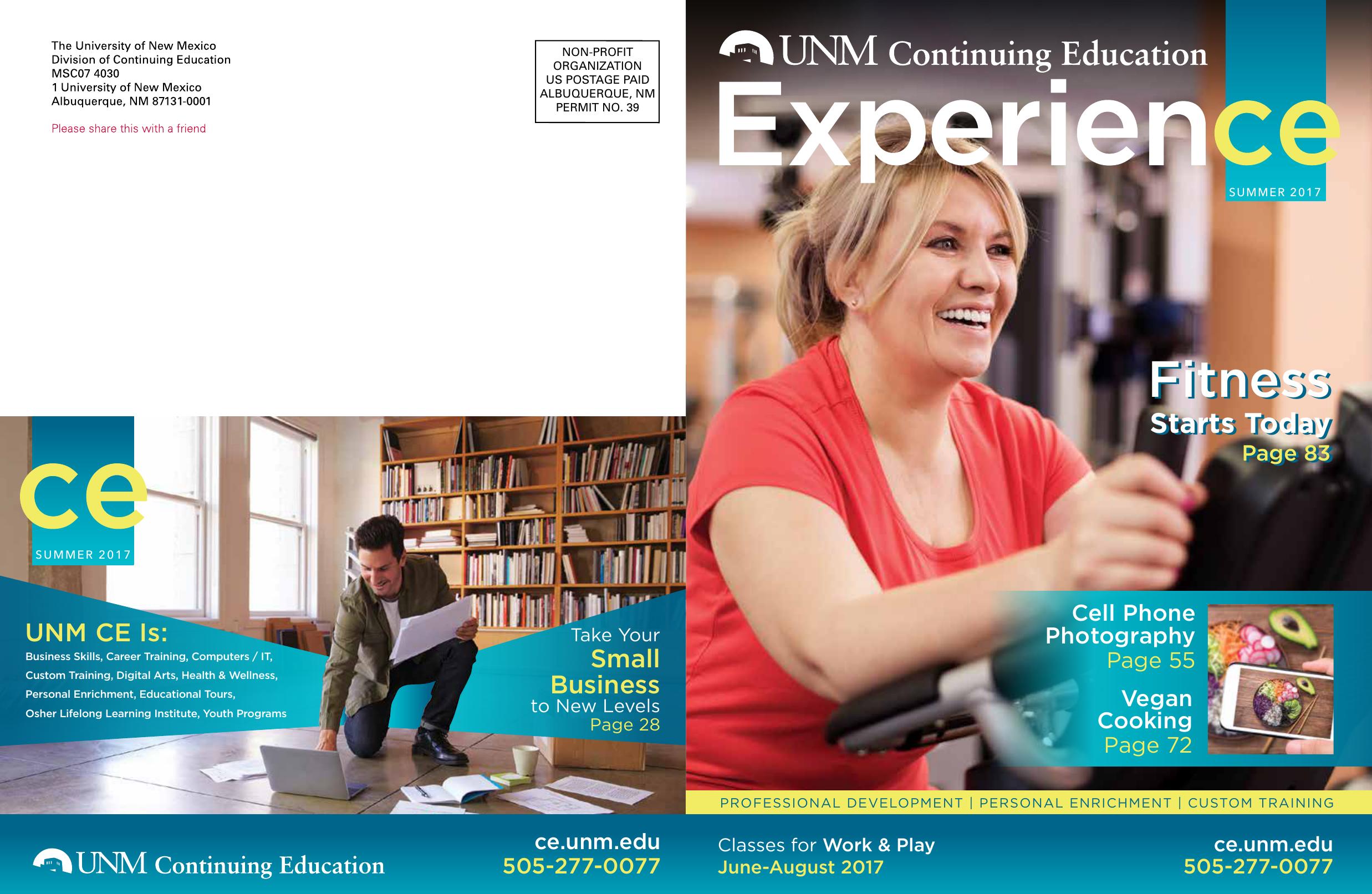 wholesale dealer 0ec41 a23f1 Fitness Fitness - UNM Continuing Education | manualzz.com