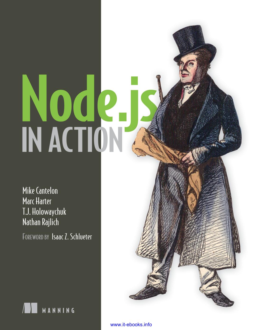 Node js in Action   manualzz com