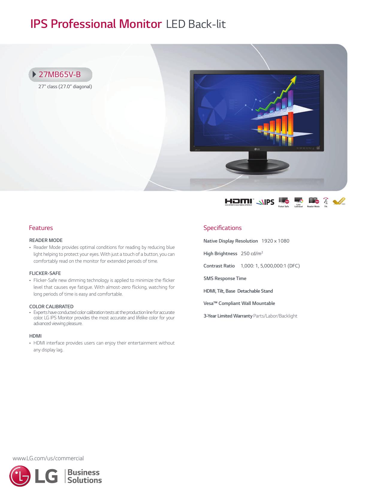 IPS Professional Monitor LED Back-lit | manualzz com