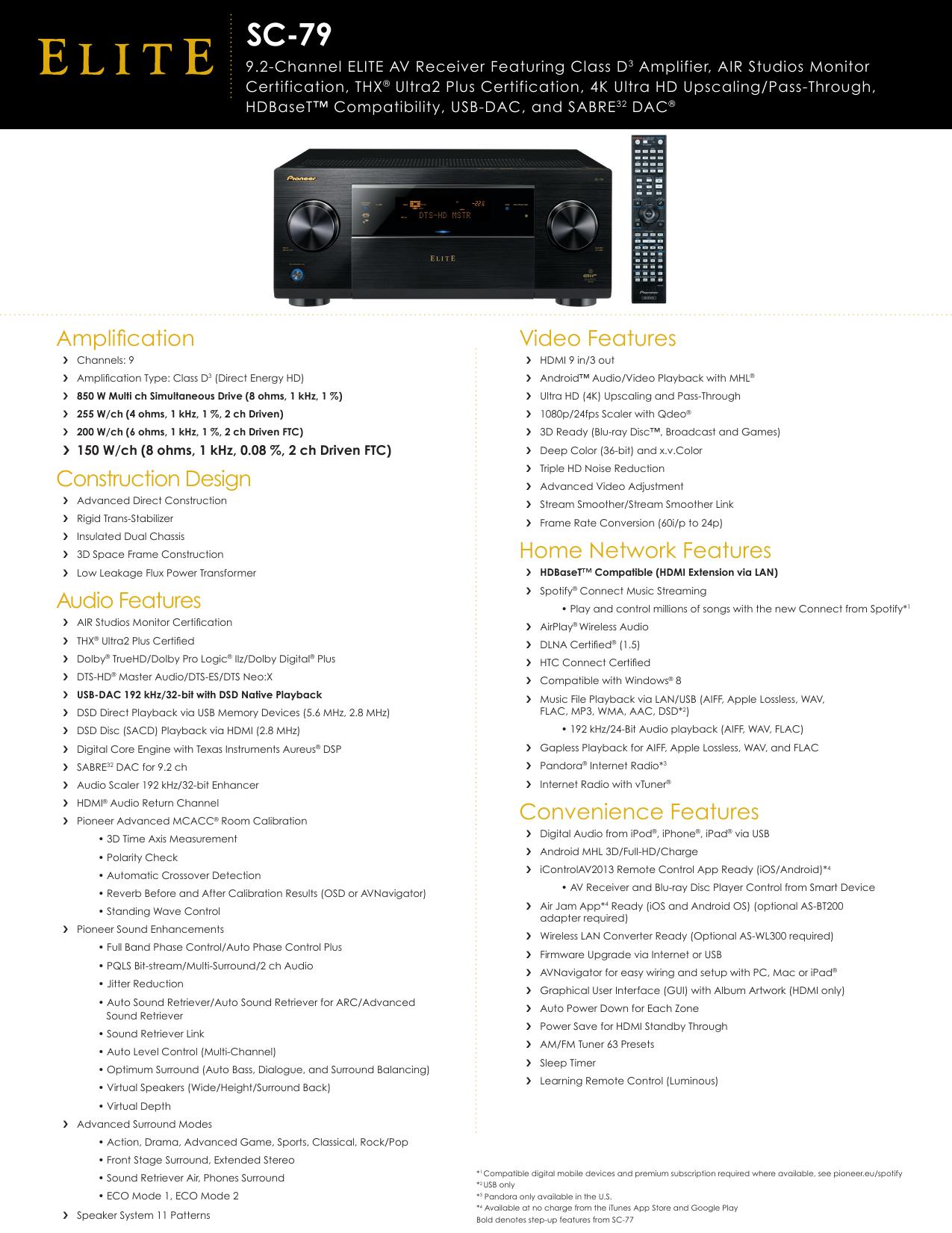 Amplification Construction Design Audio | manualzz com