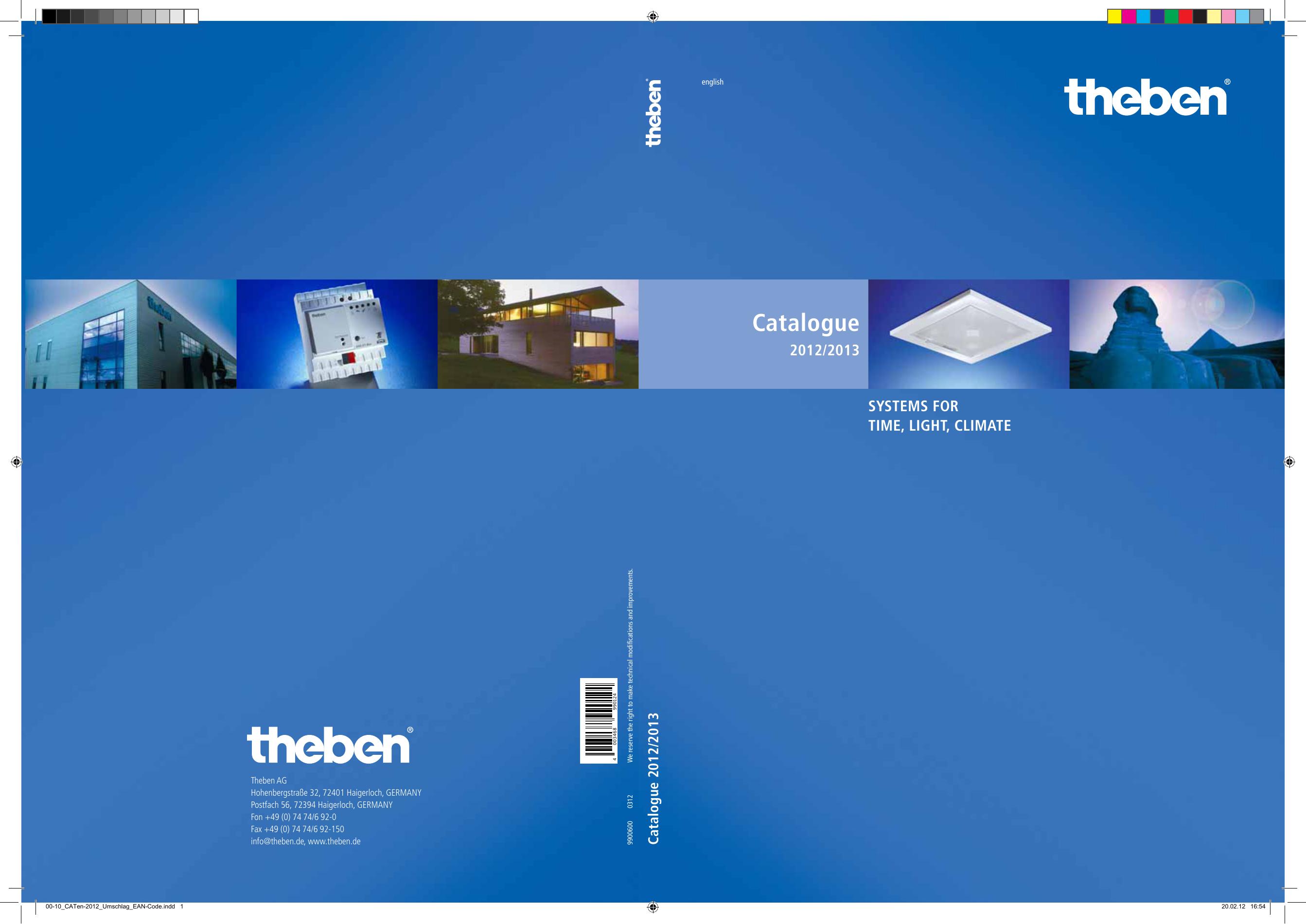 Theben 8139501/Ramses 813/top2/HF Set 1