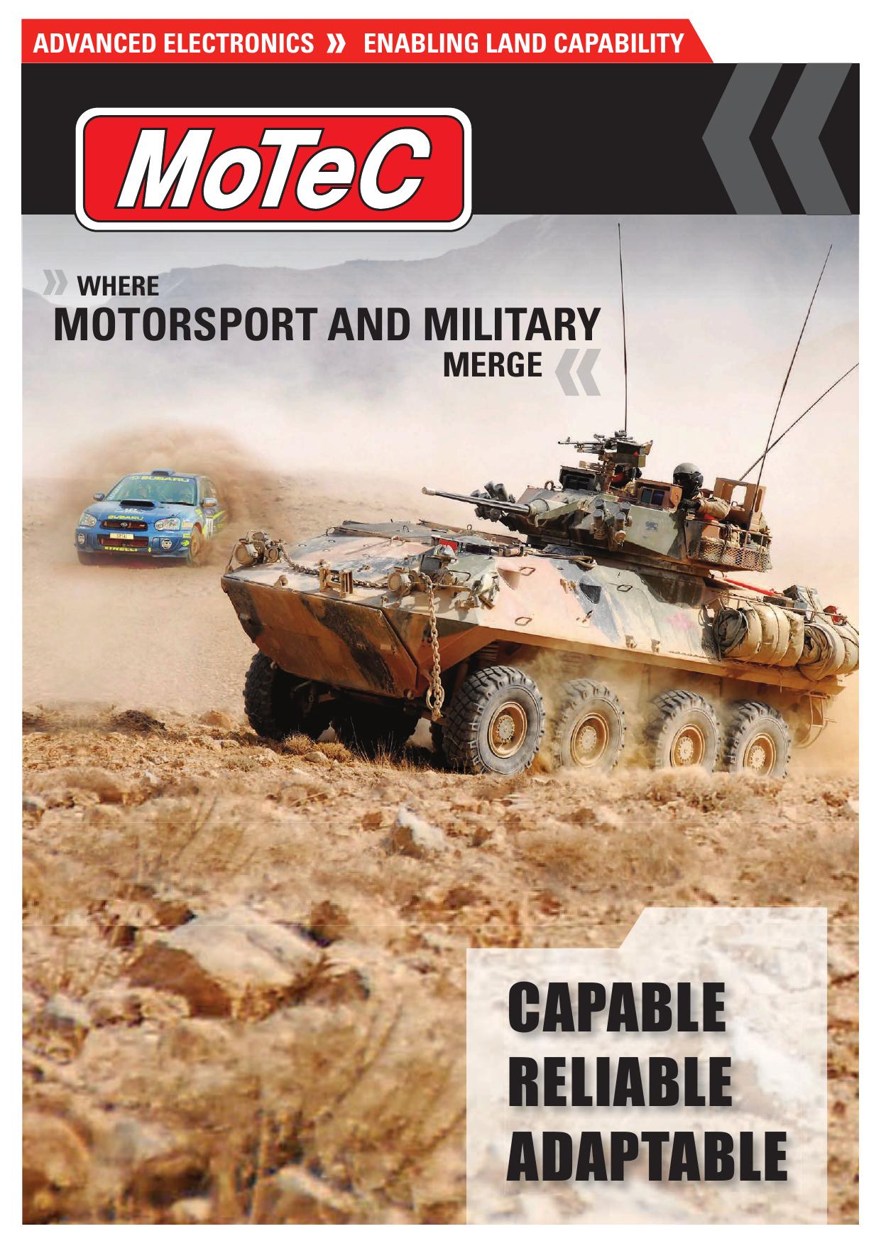 MoTeC Advanced Electronics | manualzz com