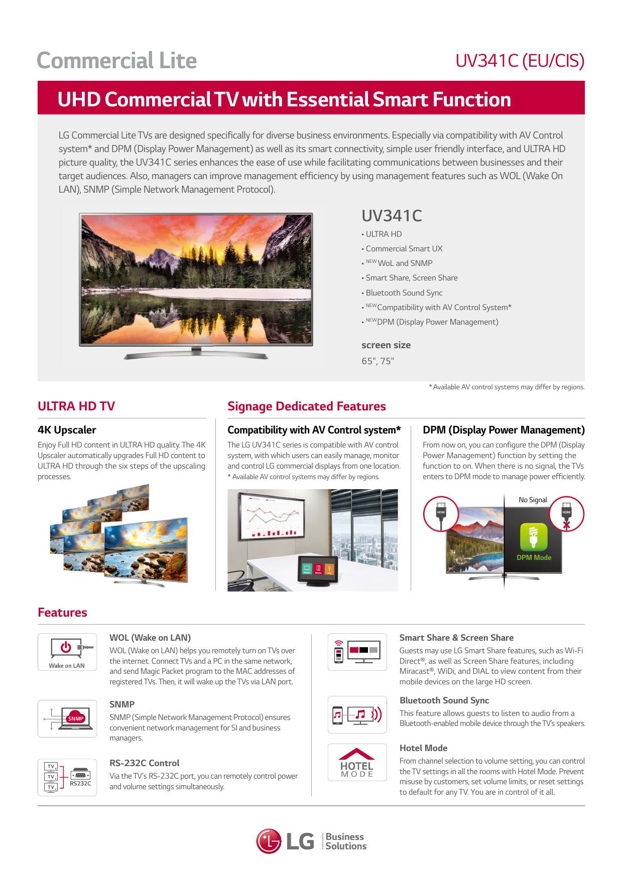 Commercial Lite | manualzz com