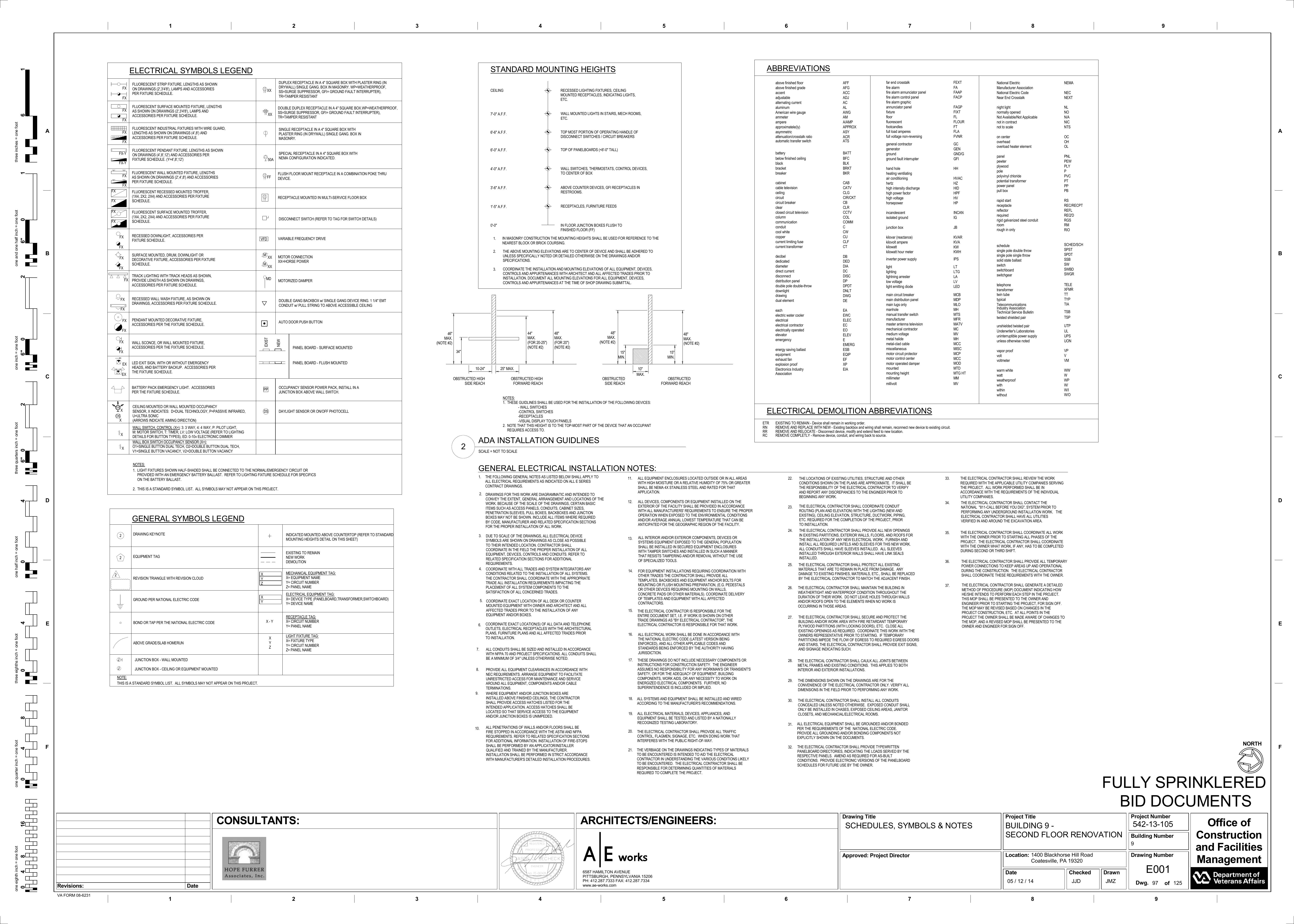 Fully Sprinklered Bid Documents Manualzz
