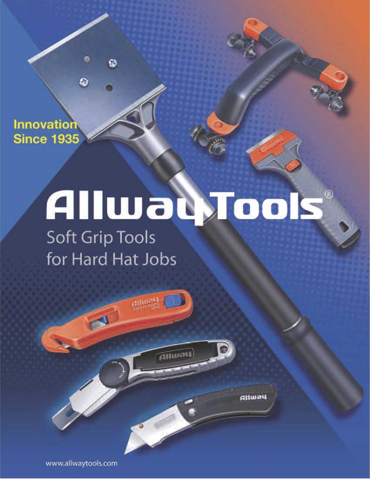 PHS Allway Tools Soft Grip Palm Sander