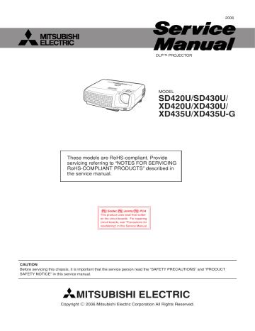 MITSUBISHI ELECTRIC   SCHEMATC.pdf