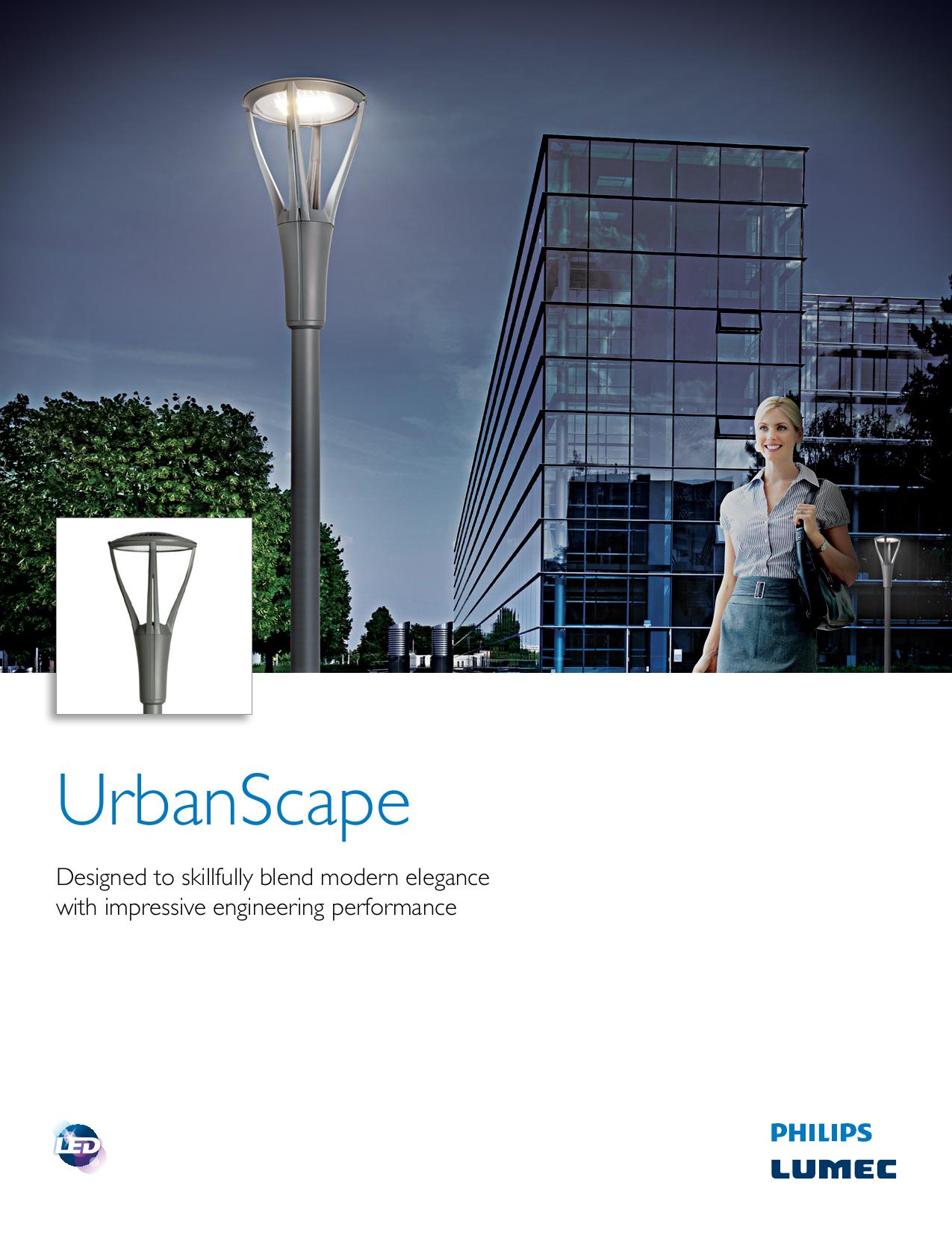 Urbanscape Philips Lumec Manualzz