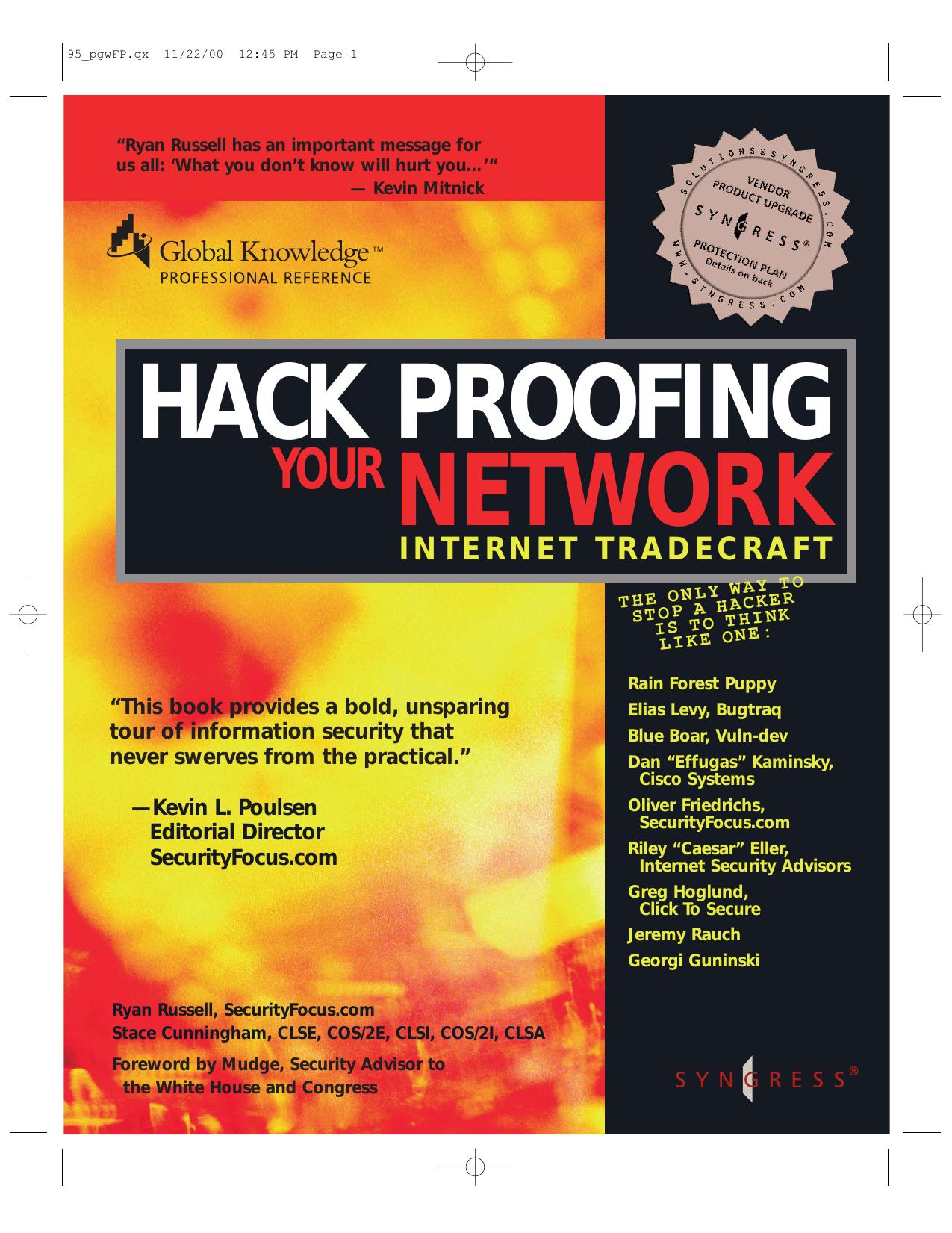 hack proofing - index   manualzz com