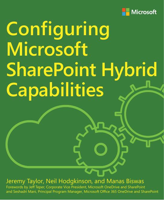 Configuring Microsoft SharePoint Hybrid | manualzz com