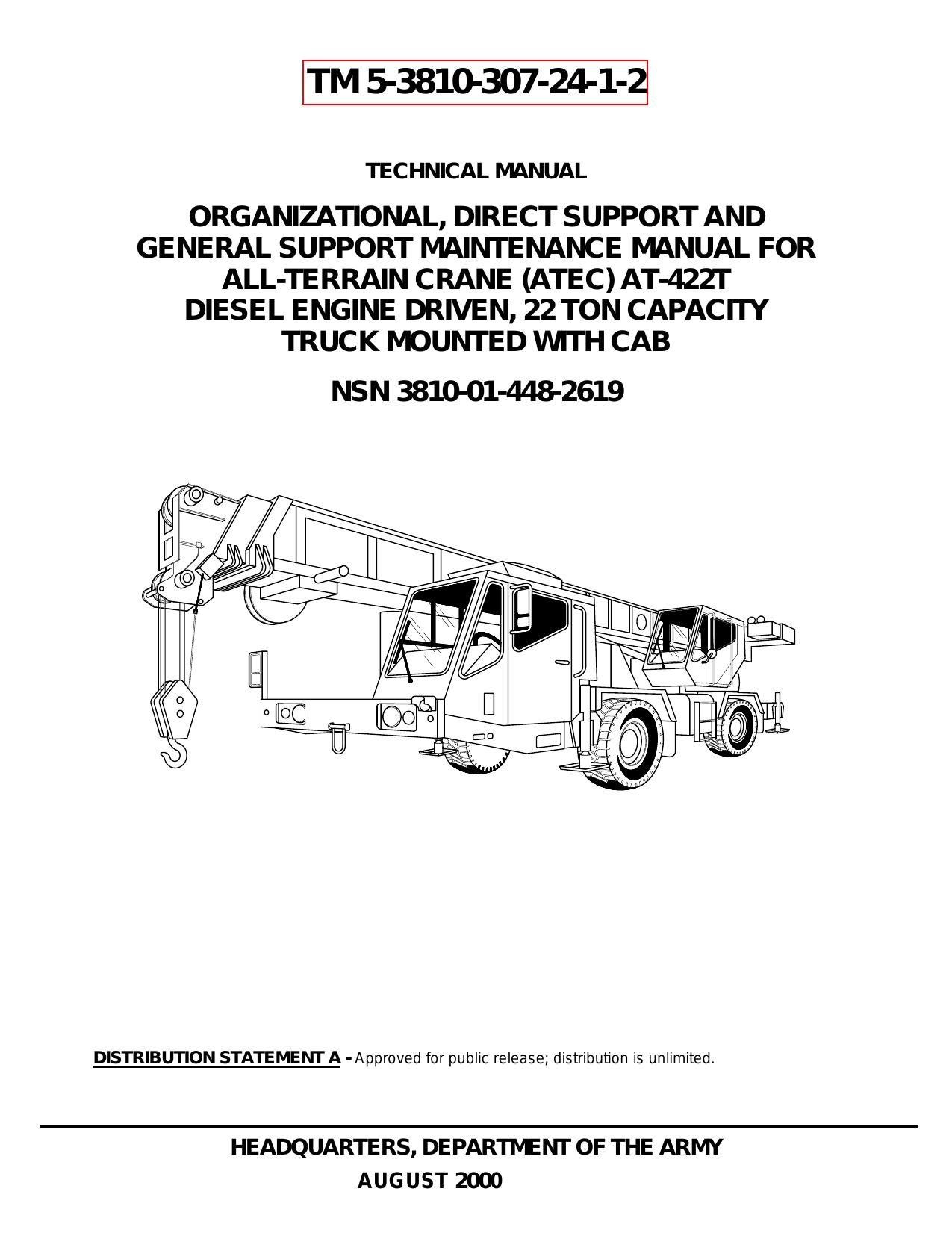 Tm 5 3810 307 24 1 2 20v W Diesel Engine Diagram