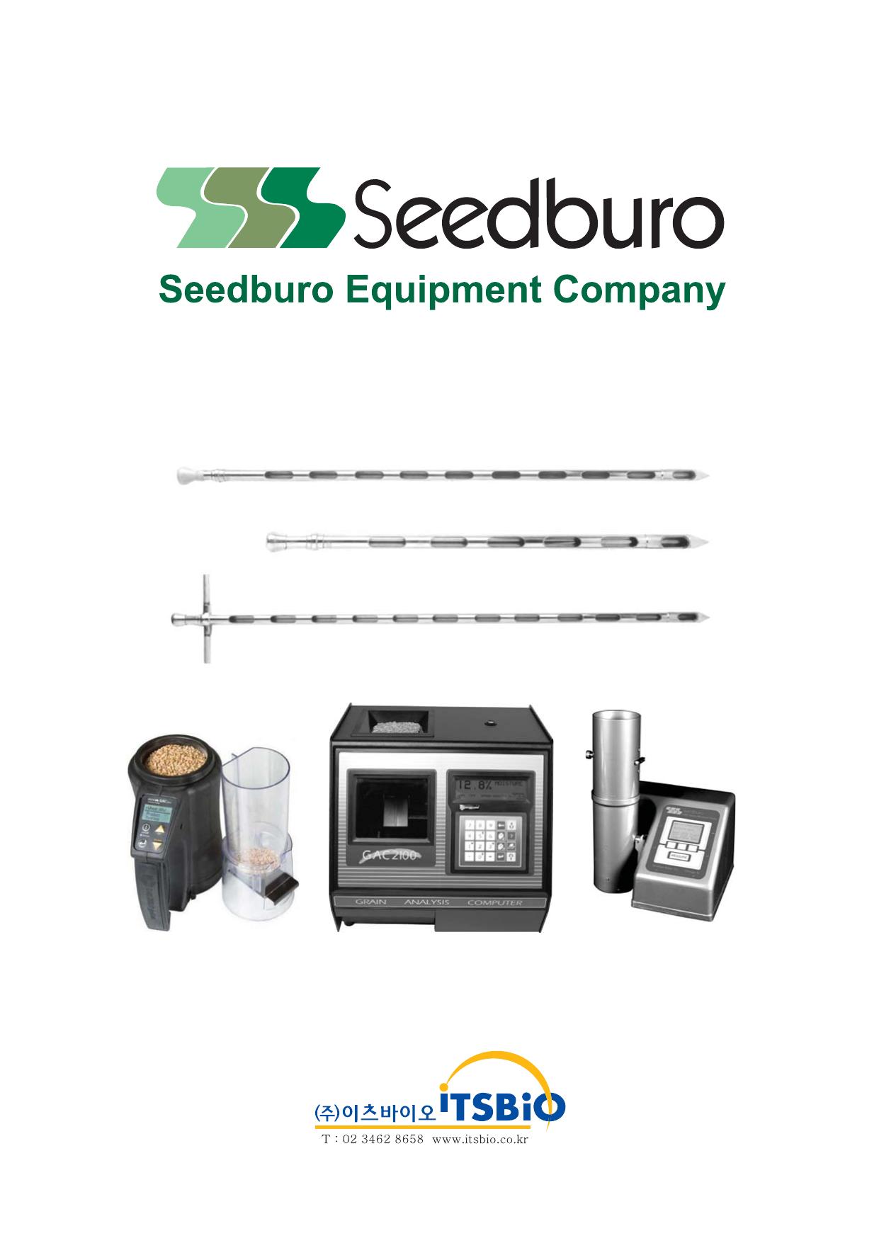 Seedburo Moisture Tester Model Digital 1200d n0wXZON8Pk