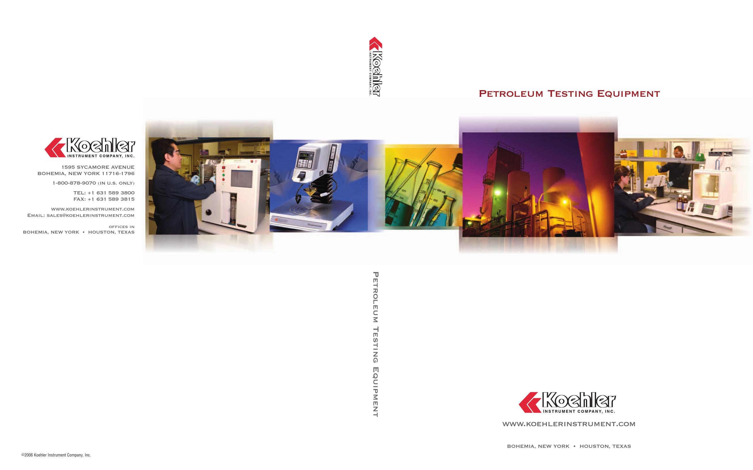 Petroleum Testing Equipment | manualzz com