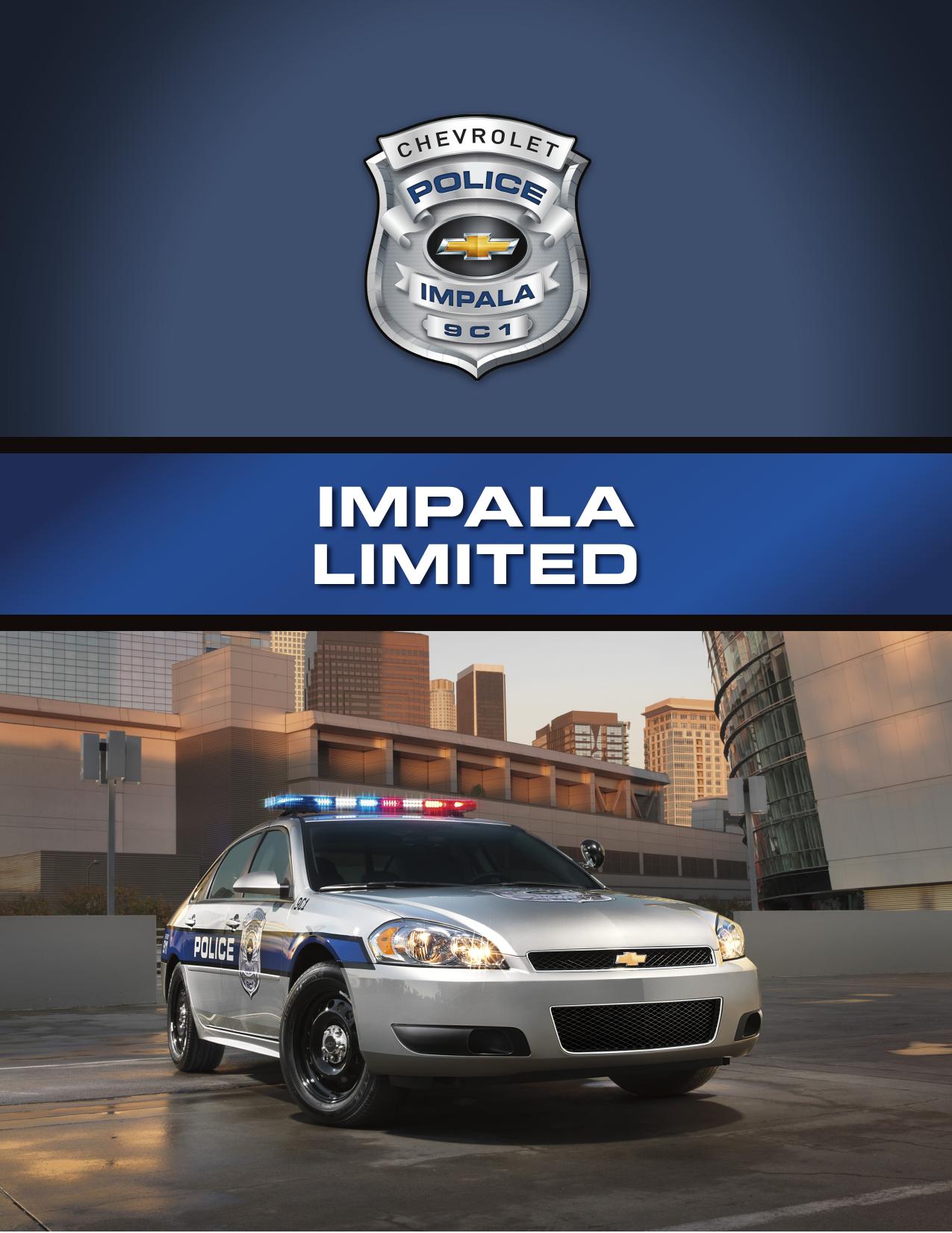impala limited kerr industries manualzz com unmarked chevy impala police car 2013 impala technical guide (pdf) gm