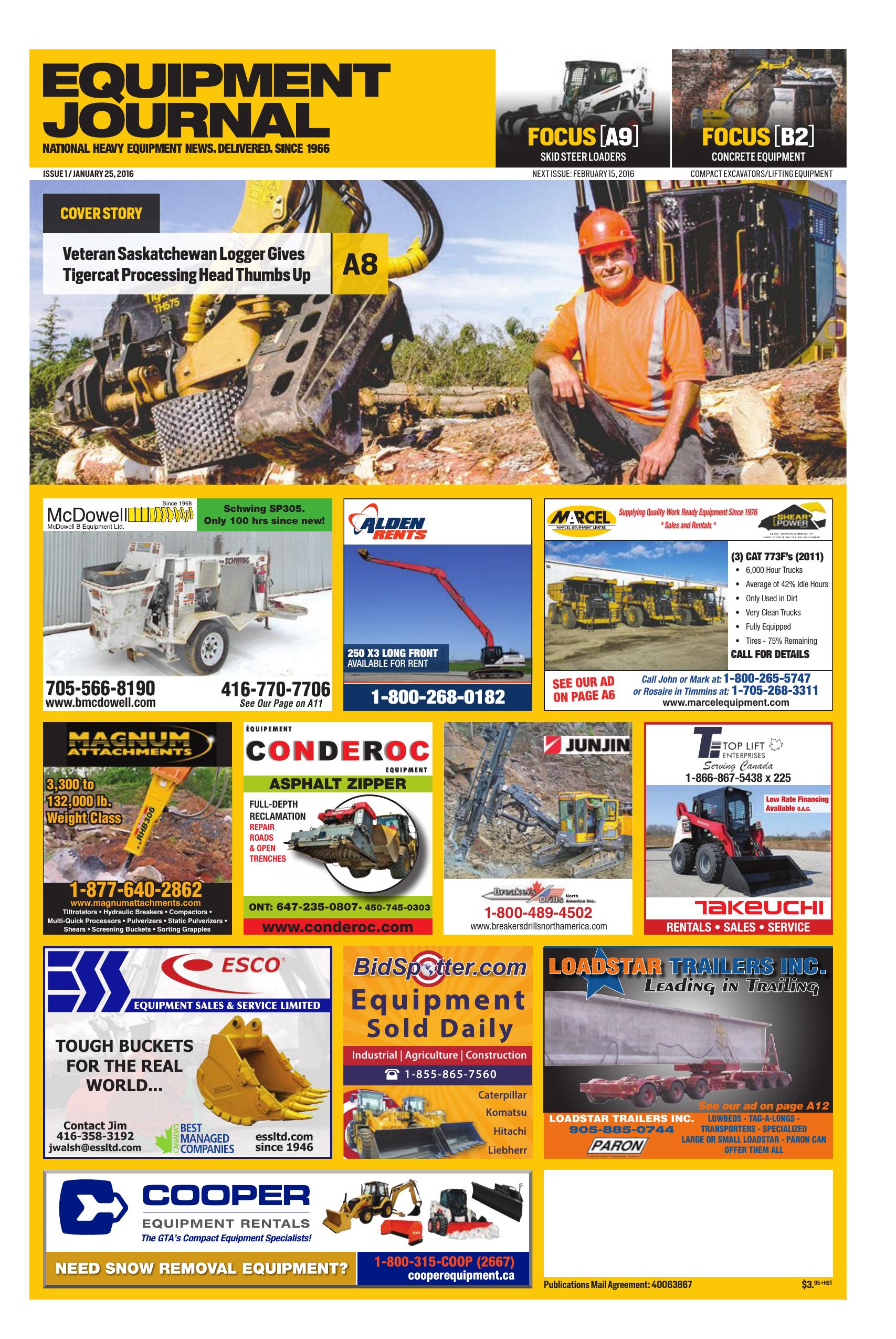 product - Equipment Journal | manualzz com