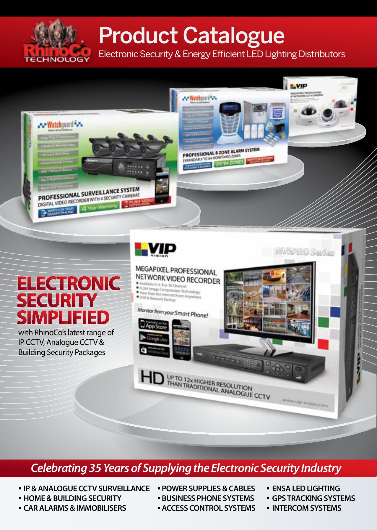Product Catalogue - Description | manualzz com