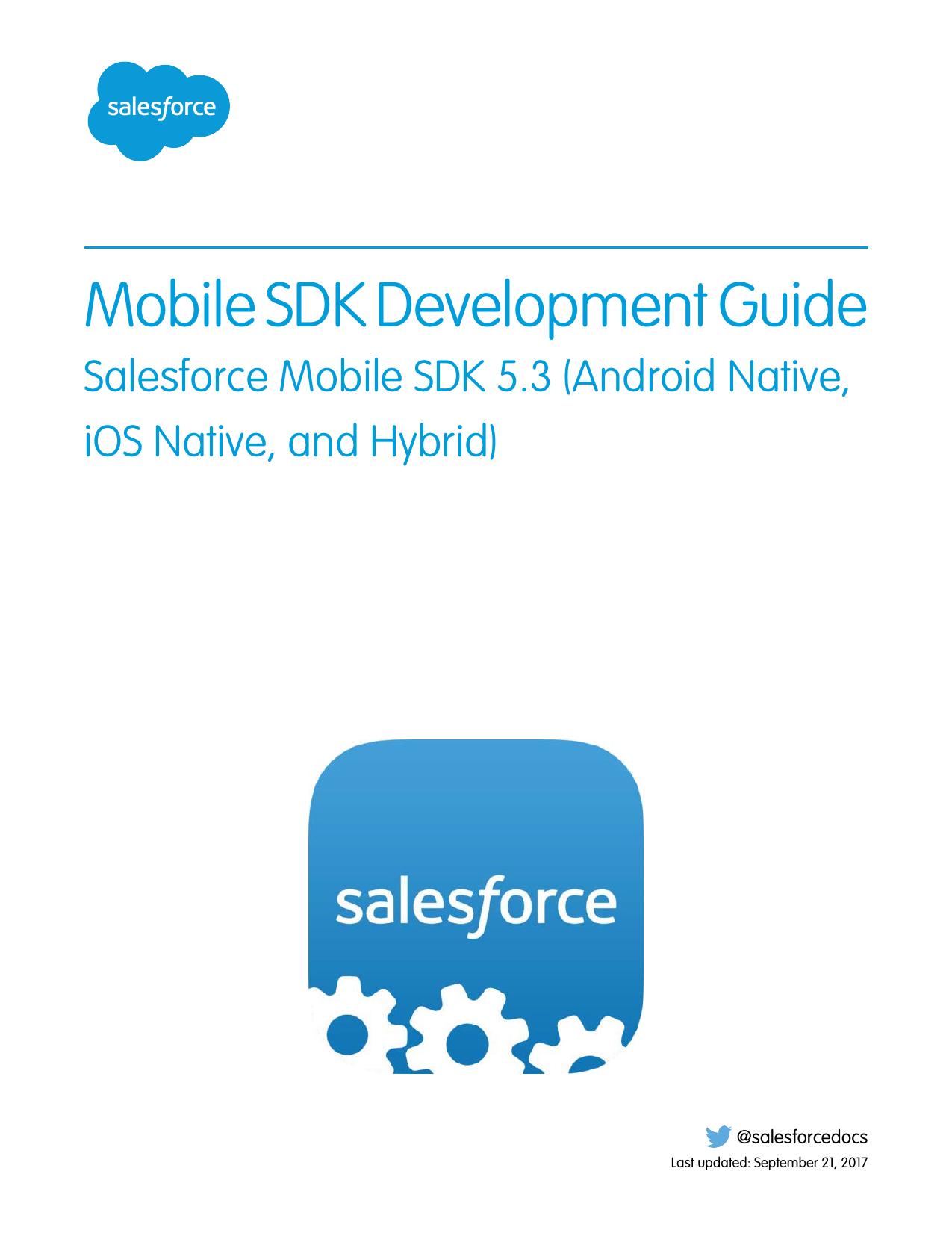 Mobile SDK Development Guide | manualzz com