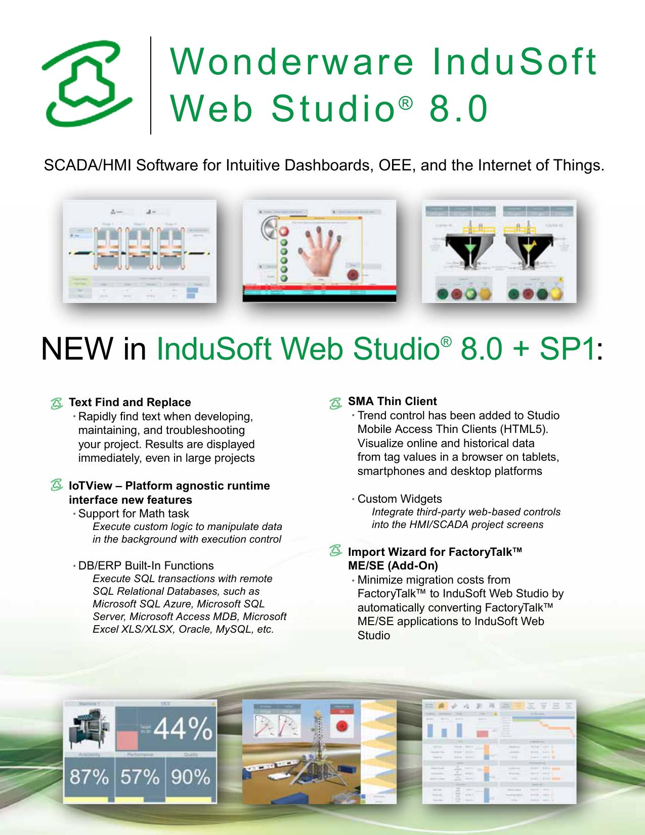 Wonderware InduSoft Web Studio® 8 0 | manualzz com