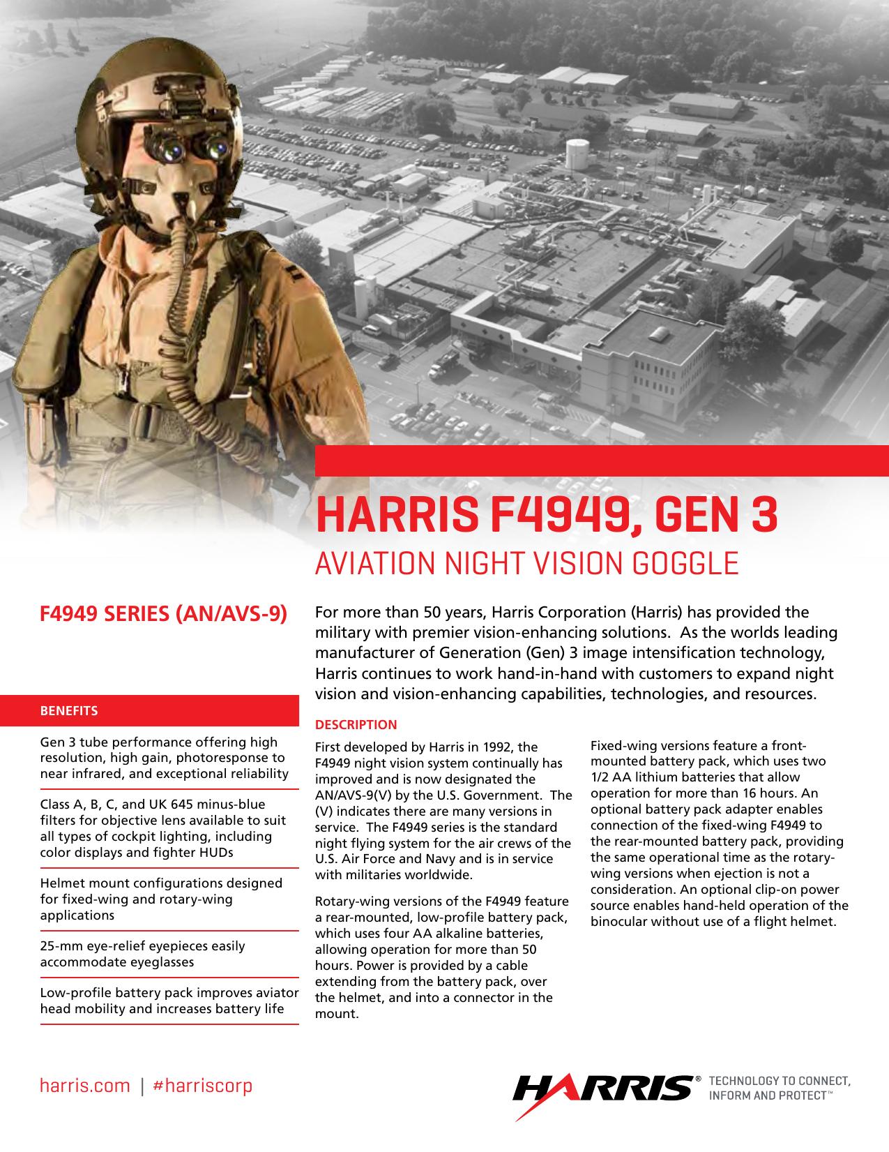 harris f4949, gen 3 - Harris Corporation | manualzz com