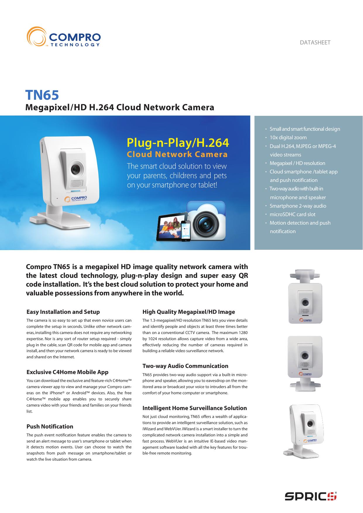 Plug-n-Play/H 264 | manualzz com