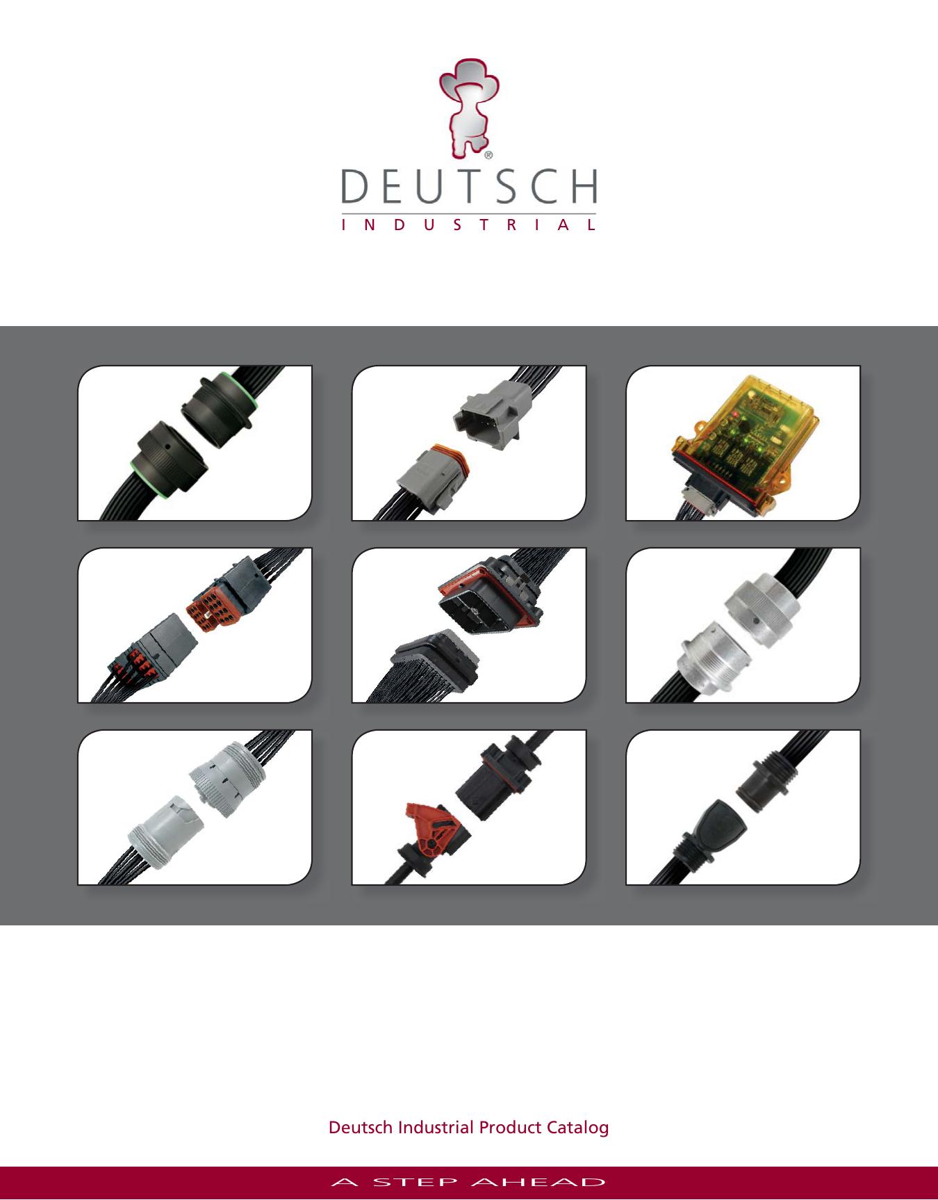 Deutsch DT connector plug kit 225 peices Solid terminal pins Suit 16-20AWG