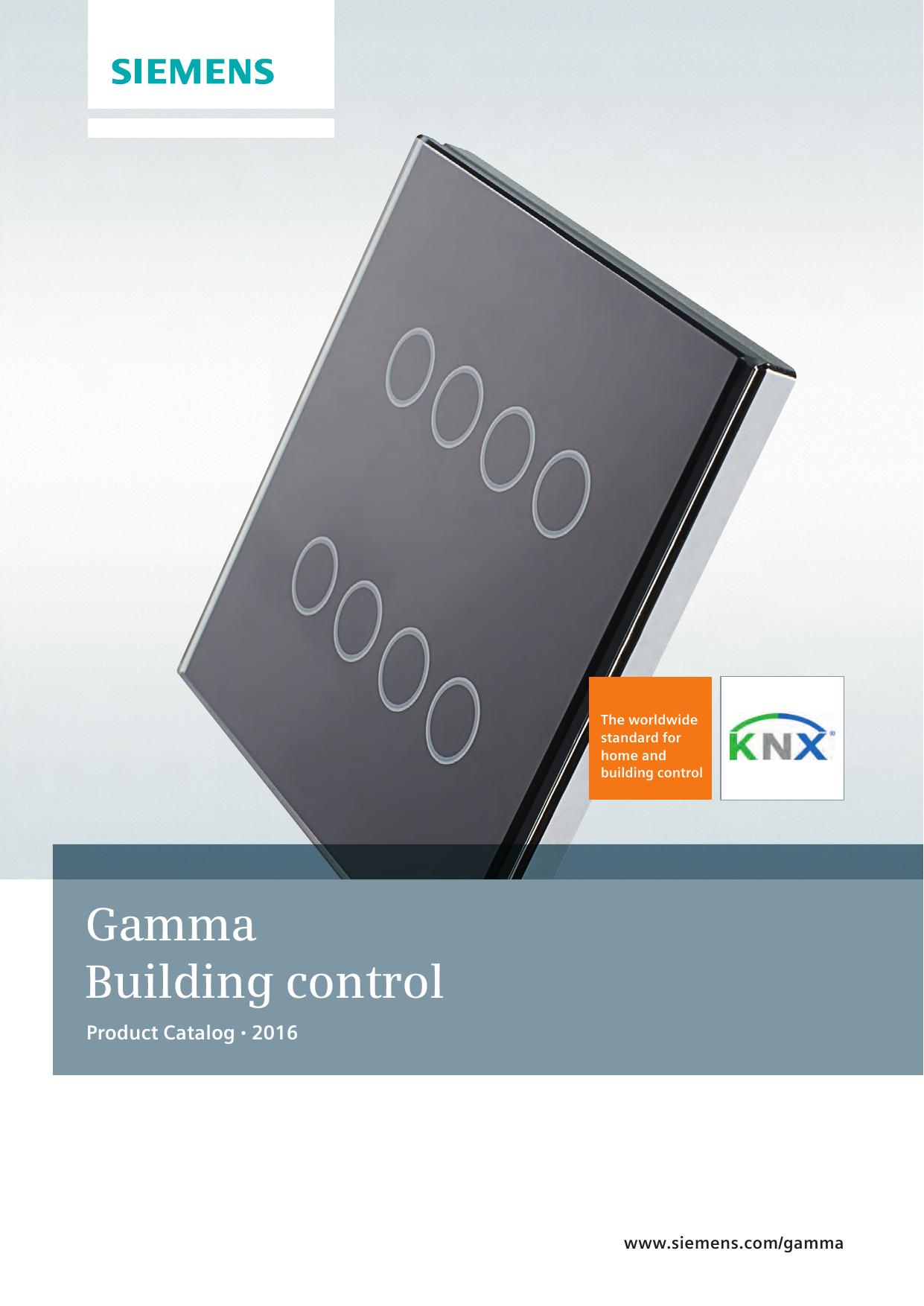 Gamma Product Catalog   manualzz com