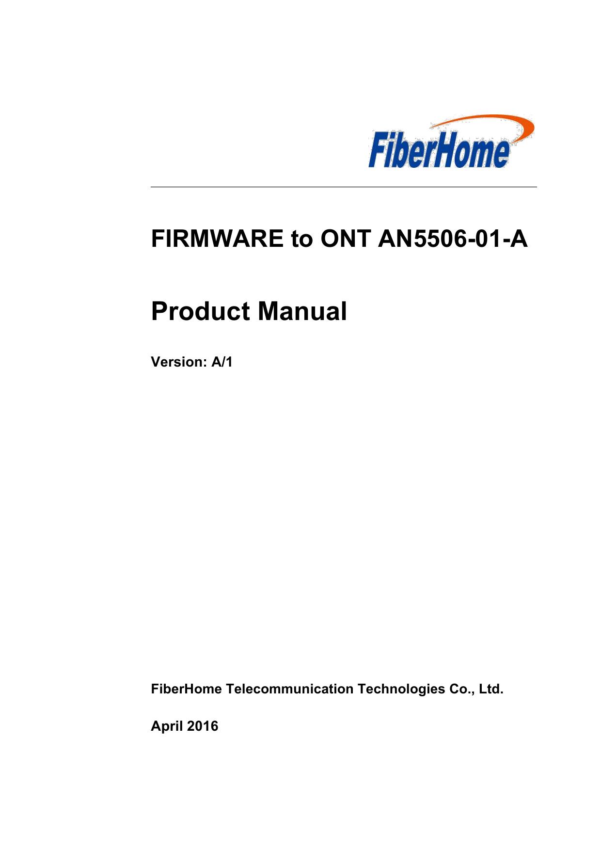 FIRMWARE AN5506-01-A Manual | manualzz com