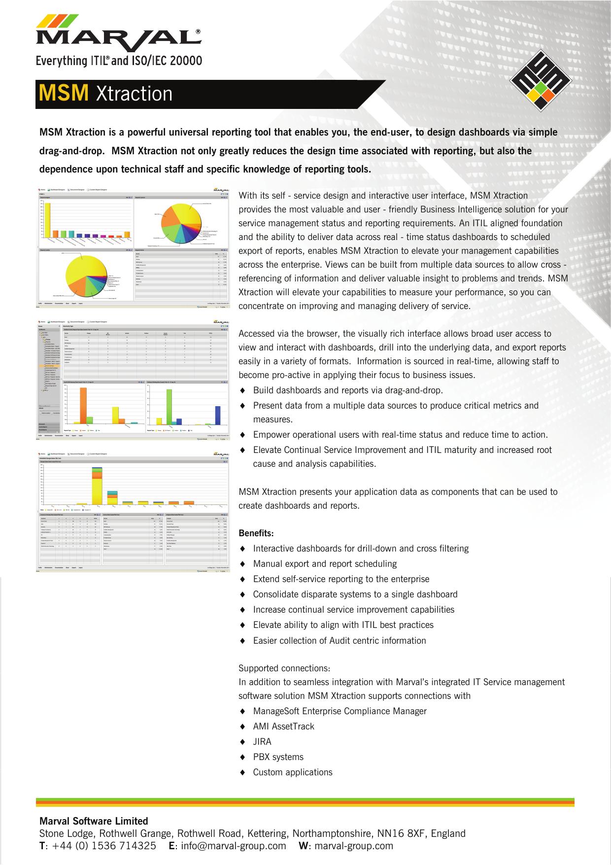 MSM Xtraction Data Sheet November 2010 v3 pub | manualzz com