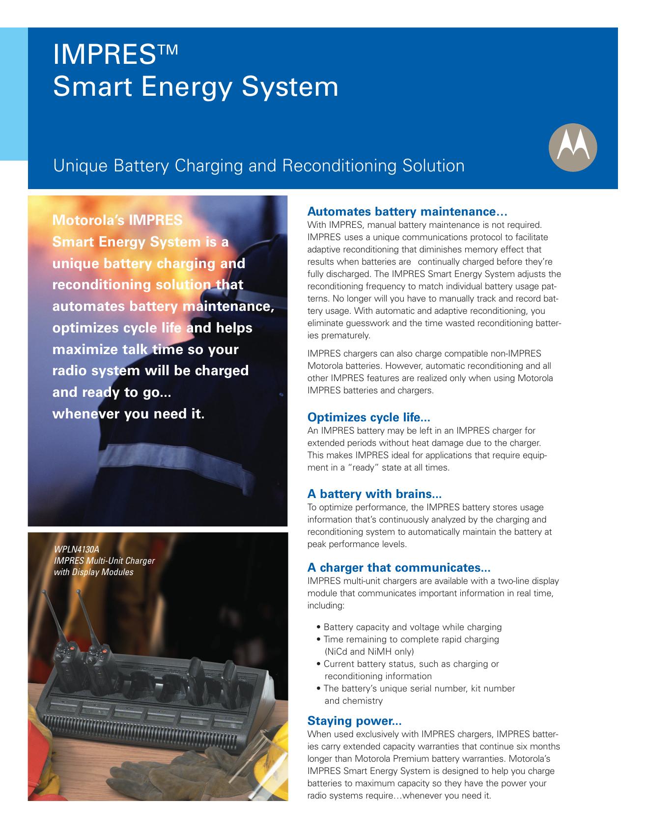 IMPRESTM Smart Energy System | manualzz com