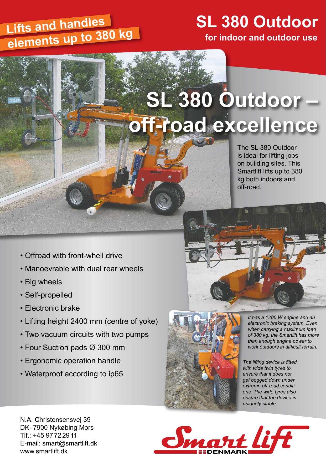 SL 380 Outdoor – off | manualzz com