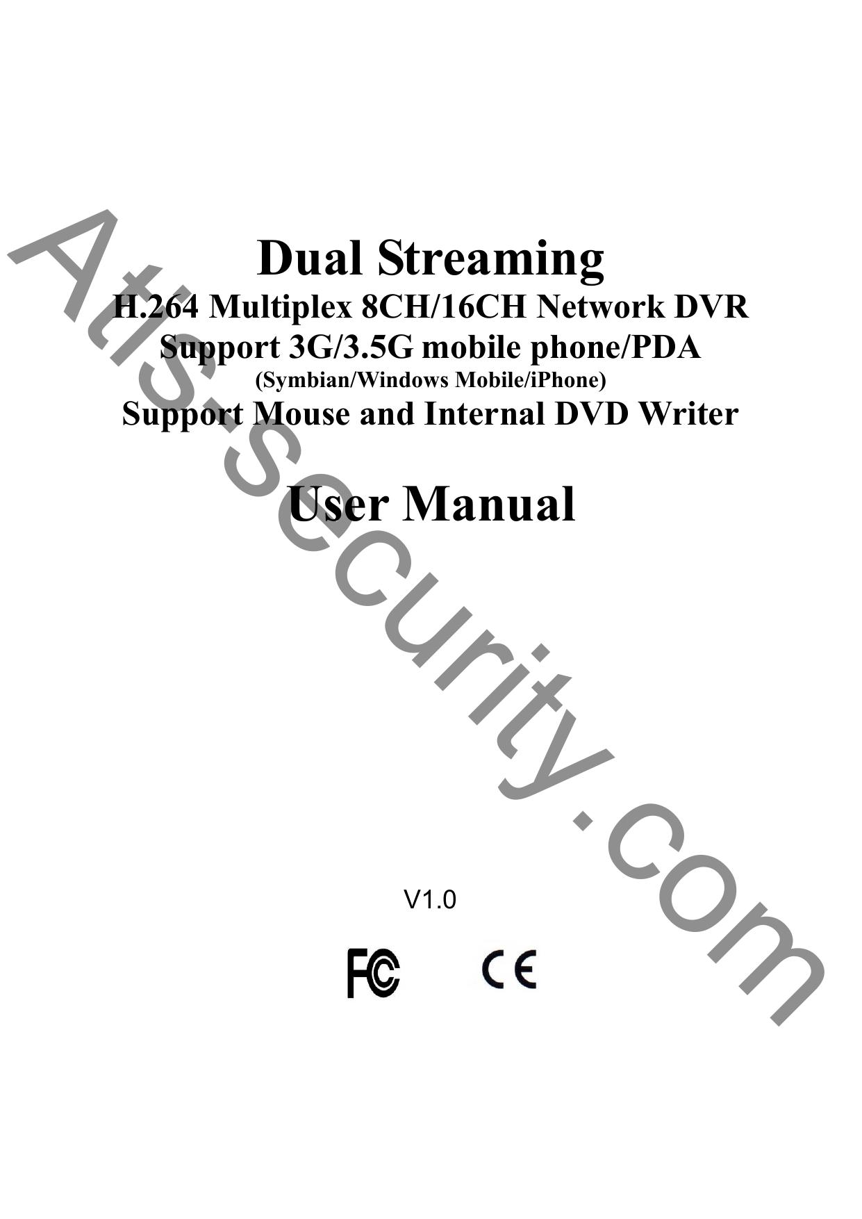 Dual Streaming User Manual Samsung Sgh G810 Service