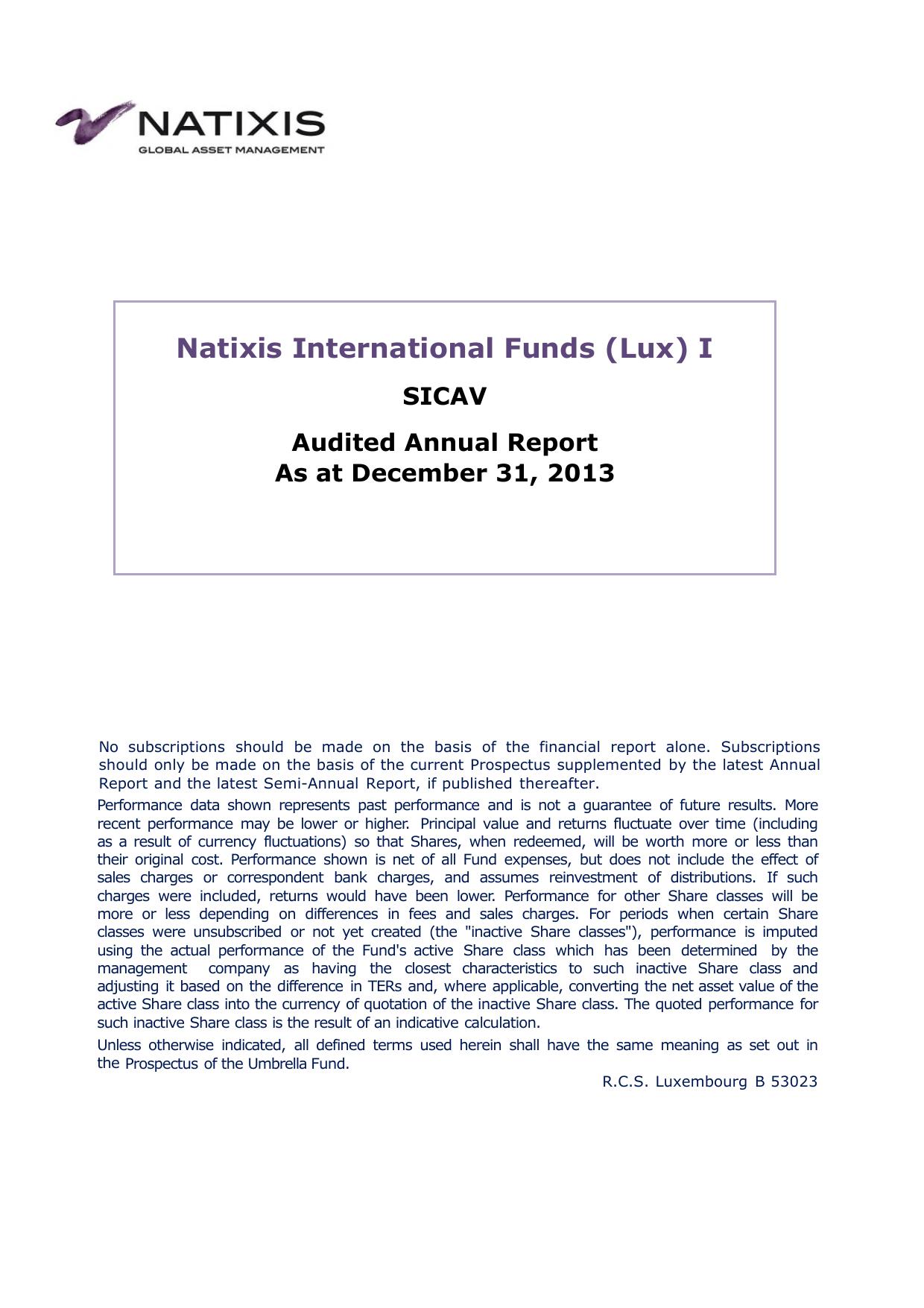 Calendario Serie B 2020 13.Natixis International Funds Lux I Manualzz Com