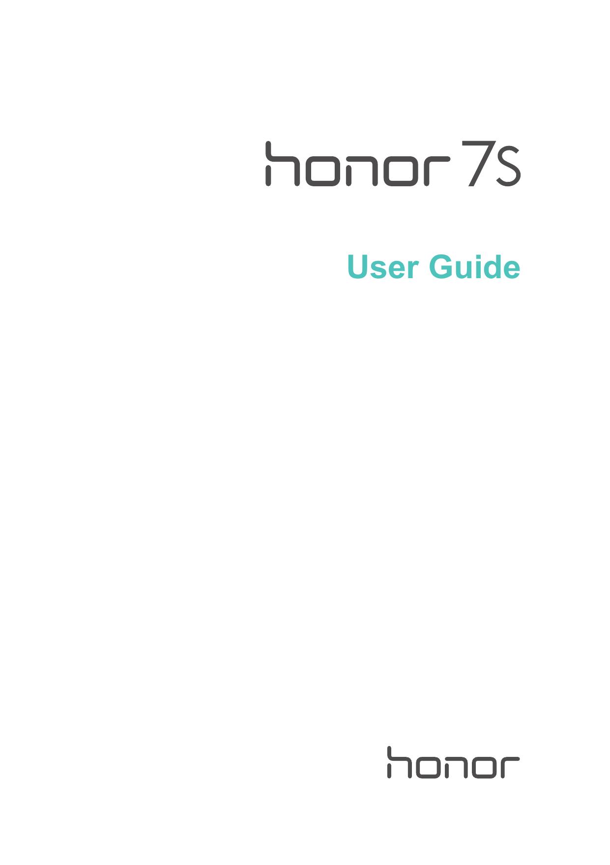 Huawei Y5 2018 User guide | manualzz com