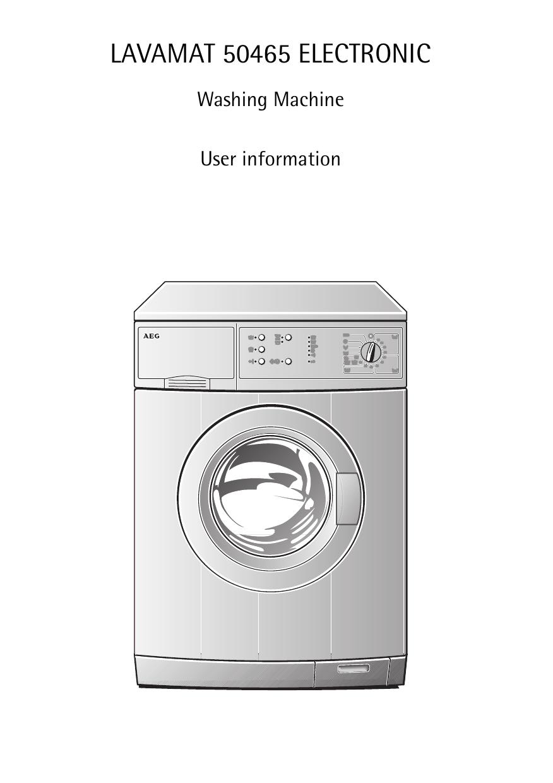 Aeg Assistenza Clienti.Aeg Lav51365 User Manual Manualzz Com