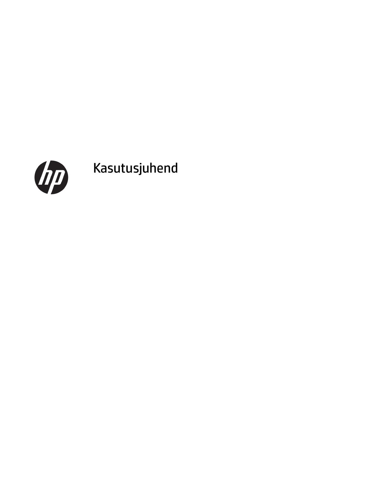 e8f0c4581db HP ZBook 15v G5 Mobile Workstation Kasutusjuhend | manualzz.com