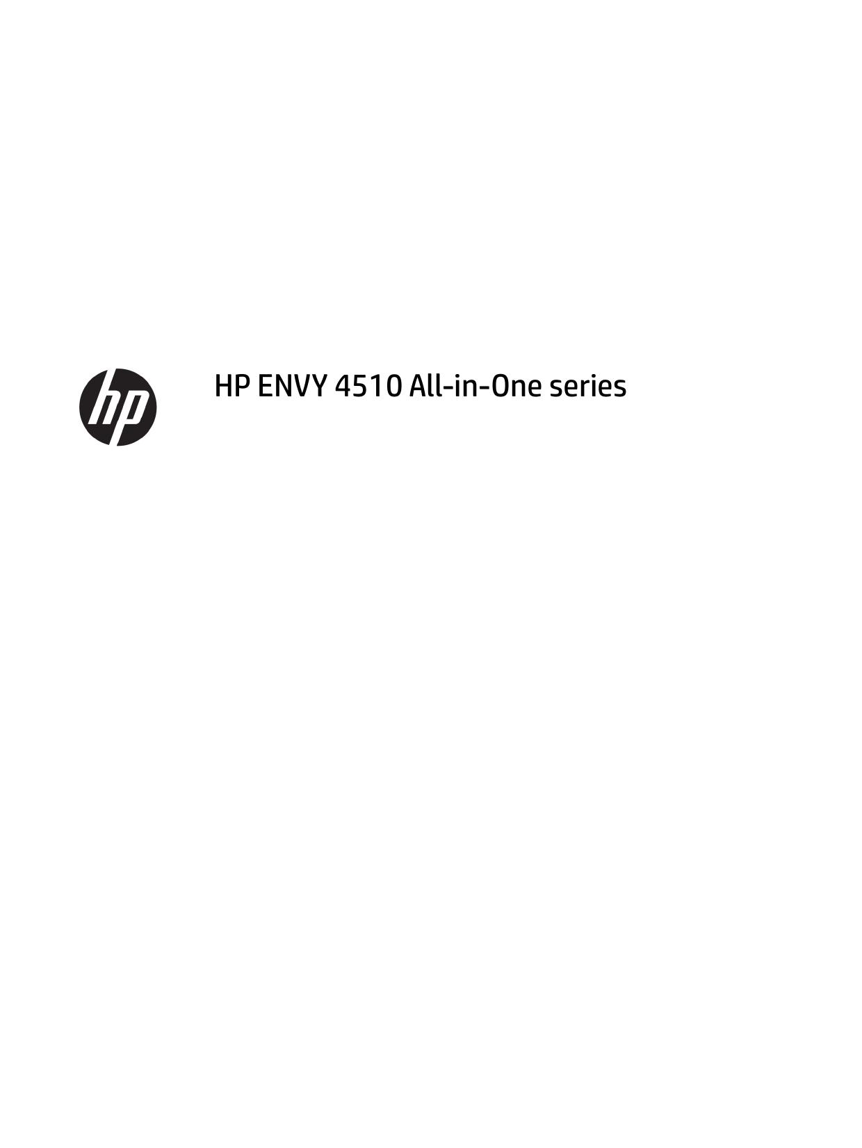 Hp Envy 4512 All In One Printer User Guide Manualzz Com