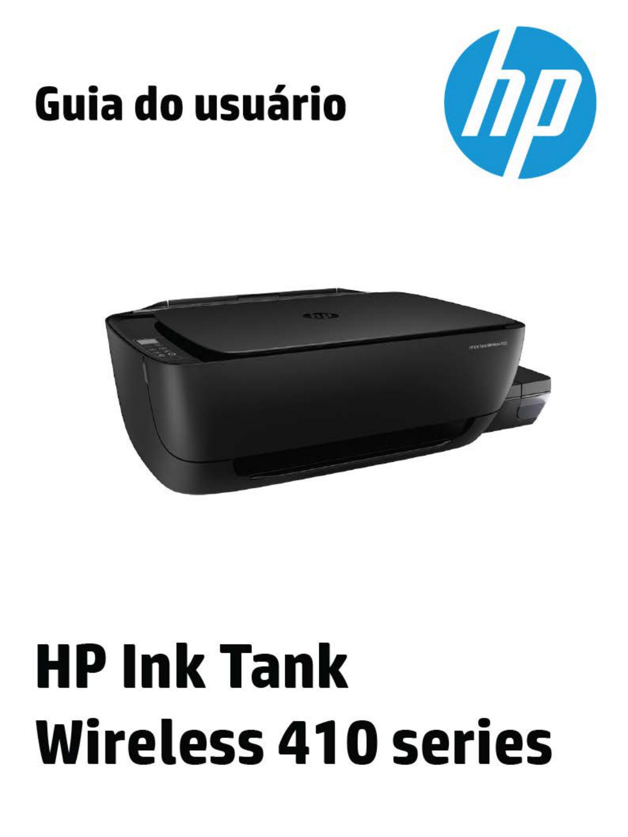HP Ink Tank Wireless 415 Guia do Utilizador   manualzz com
