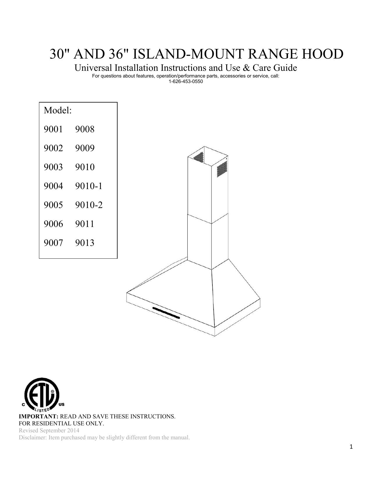 Golden Vantage Gv900536p Gv900236 Gv900936 Ak901336 Gv900530p Gv900930 Gv900230 Installation Guide Manualzz