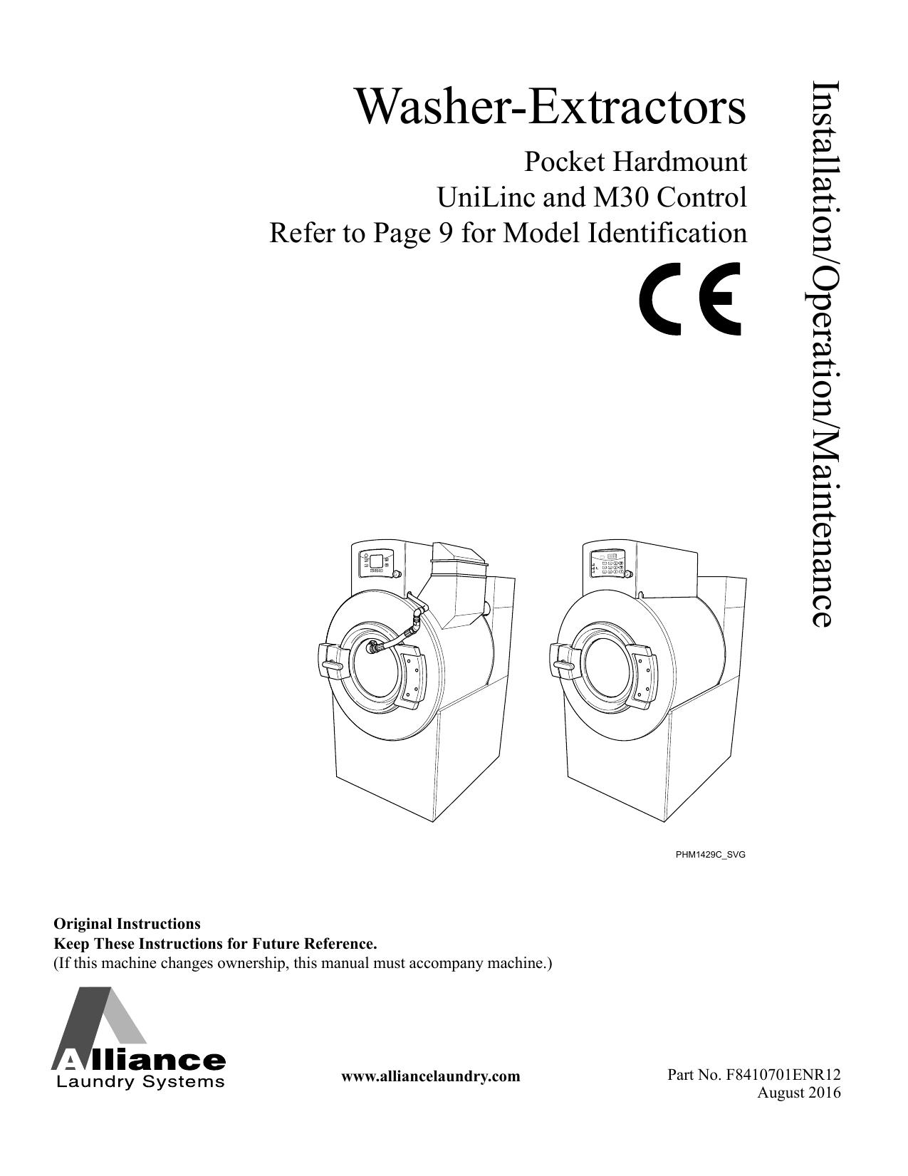 [SCHEMATICS_4LK]  UniMac UWN065T4VXU4002 Installation and Operation Manual   Manualzz   Unimac Washer Wiring Diagram      manualzz