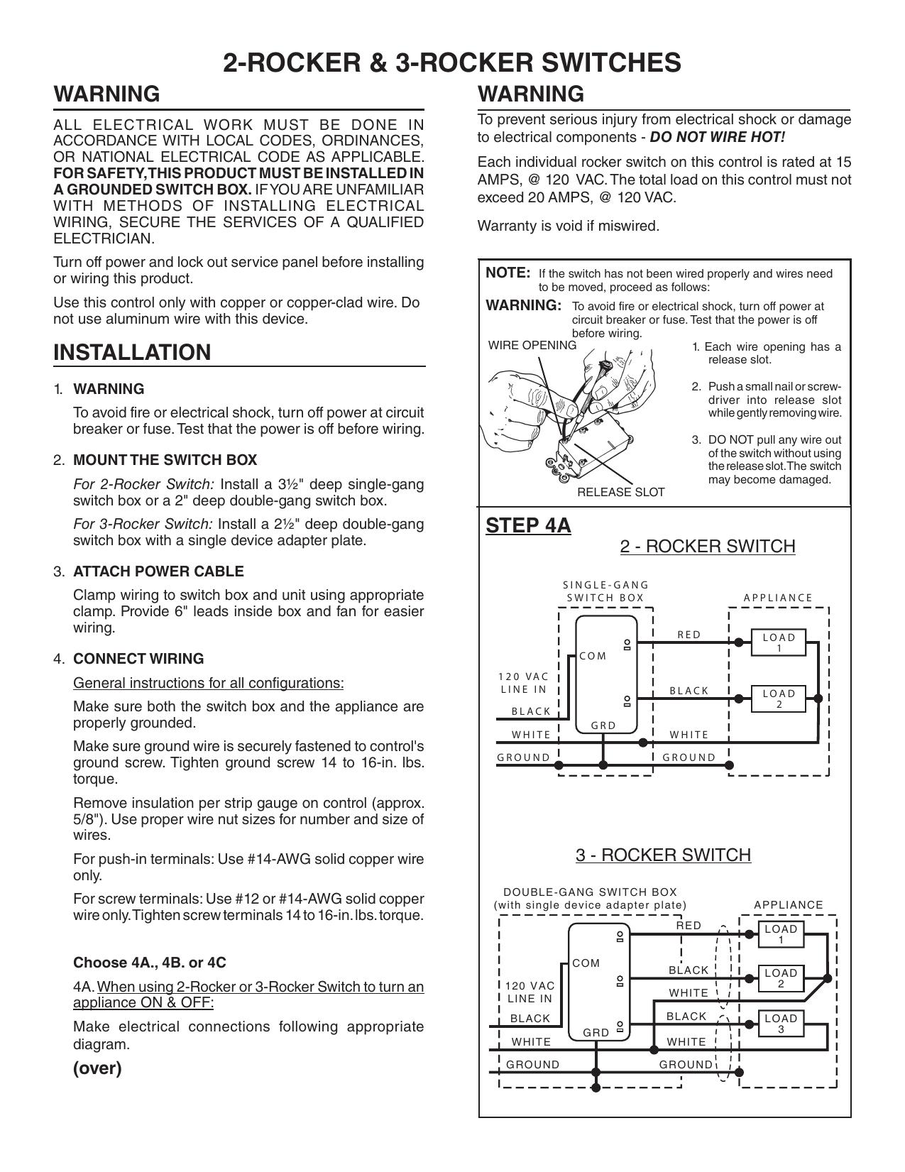 broan wiring diagram install guide wiring diagram section  broan wiring diagram install guide #5
